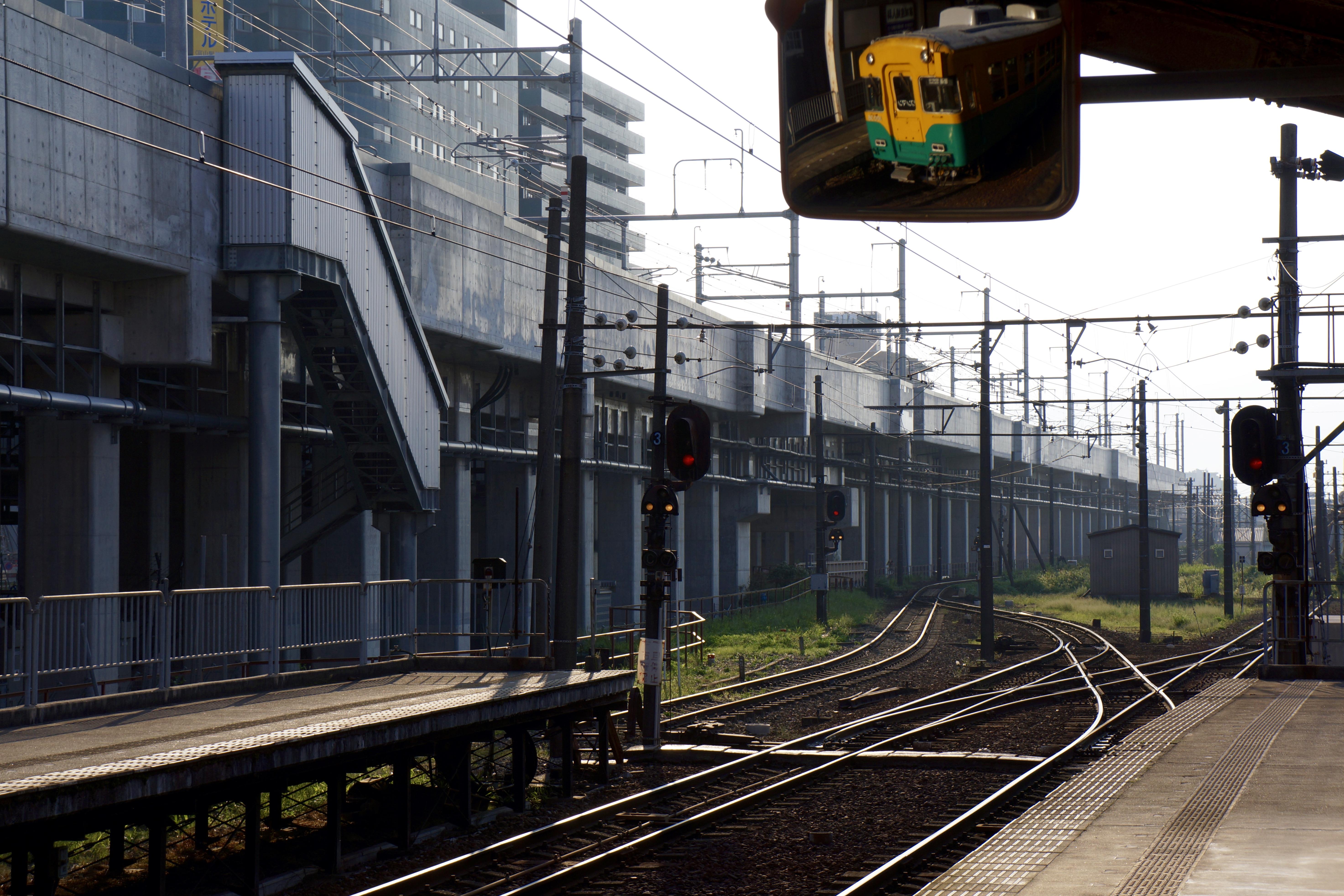 電鉄富山駅 / dentetsu-toyama station photo