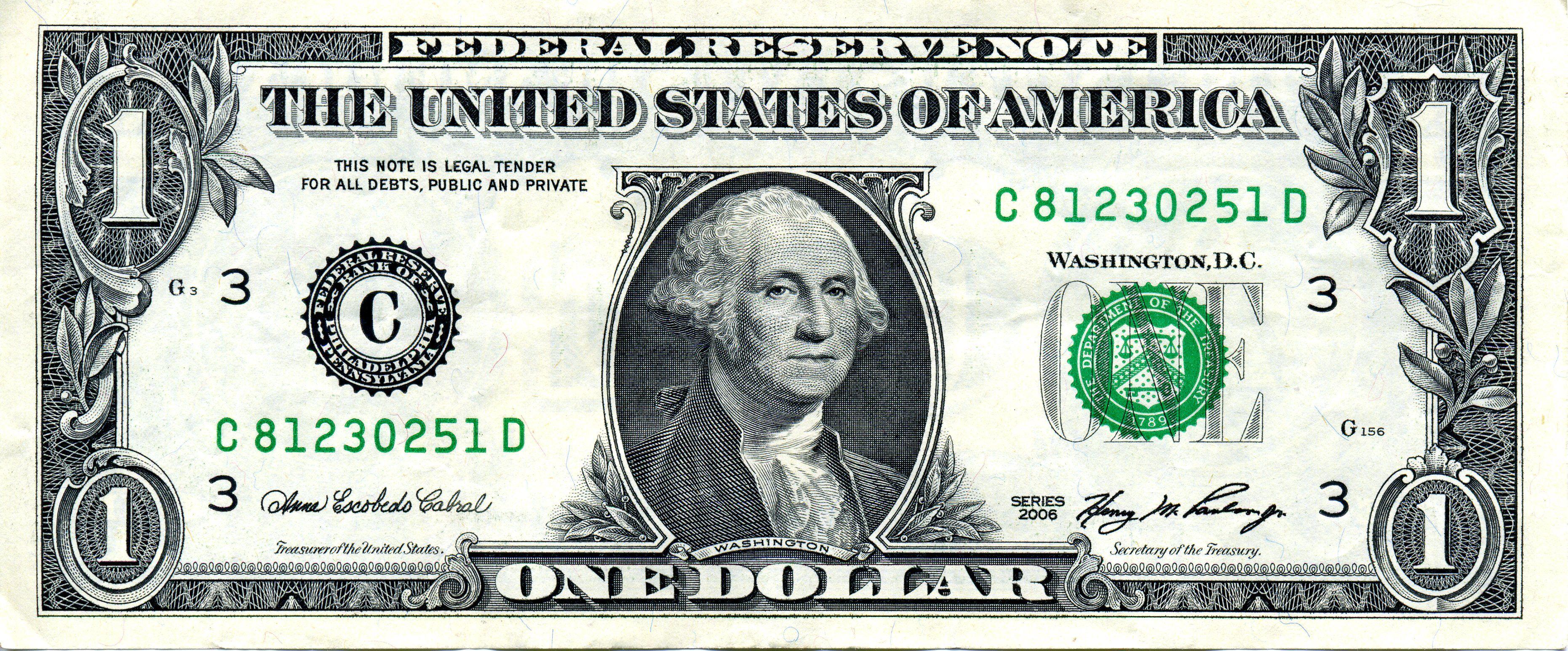 Free Photo 1 Dollar Bills American Group Wages Free Download Jooinn
