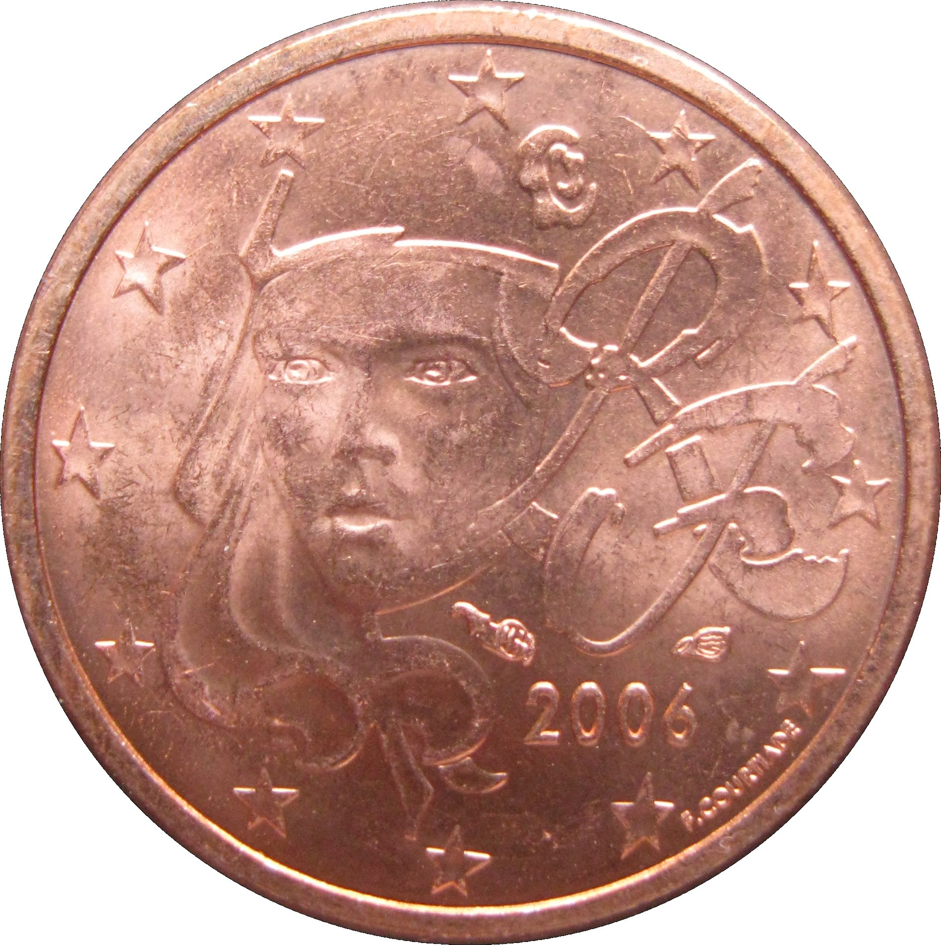 1 Euro Cent - France – Numista