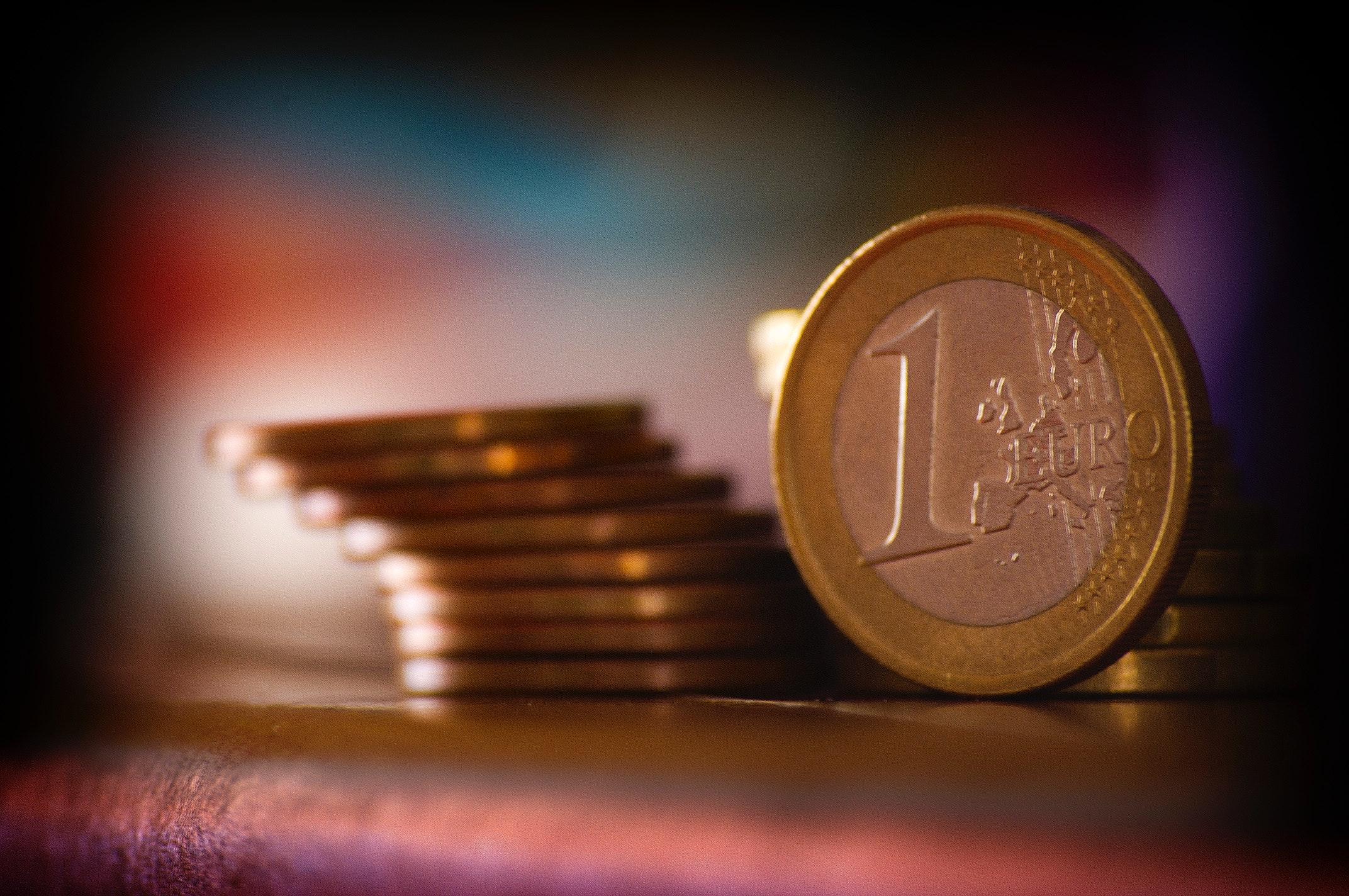 1 Euro Cent, Blur, Still life, Savings, Pay, HQ Photo