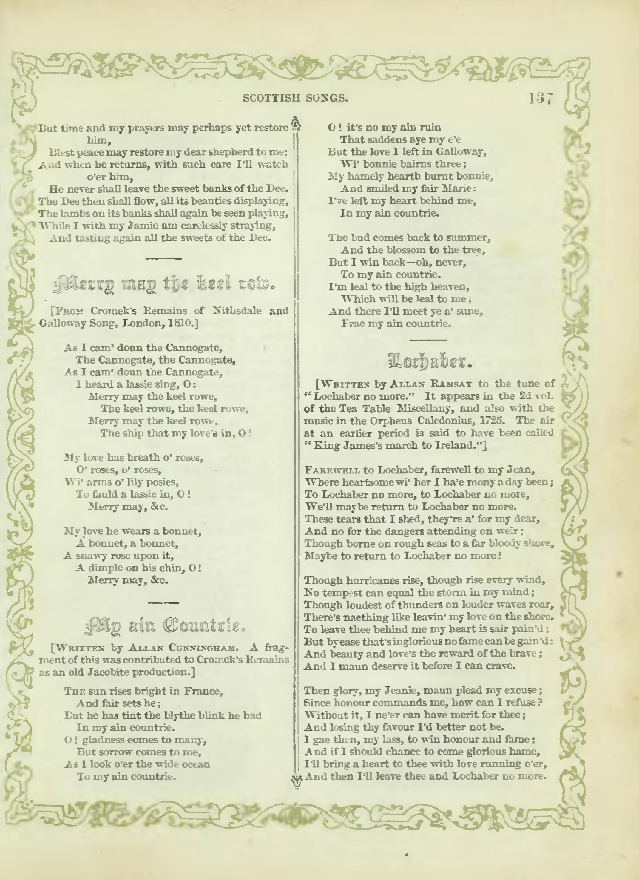 Page:The Book of Scottish Song.djvu/155 - Wikisource, the free ...
