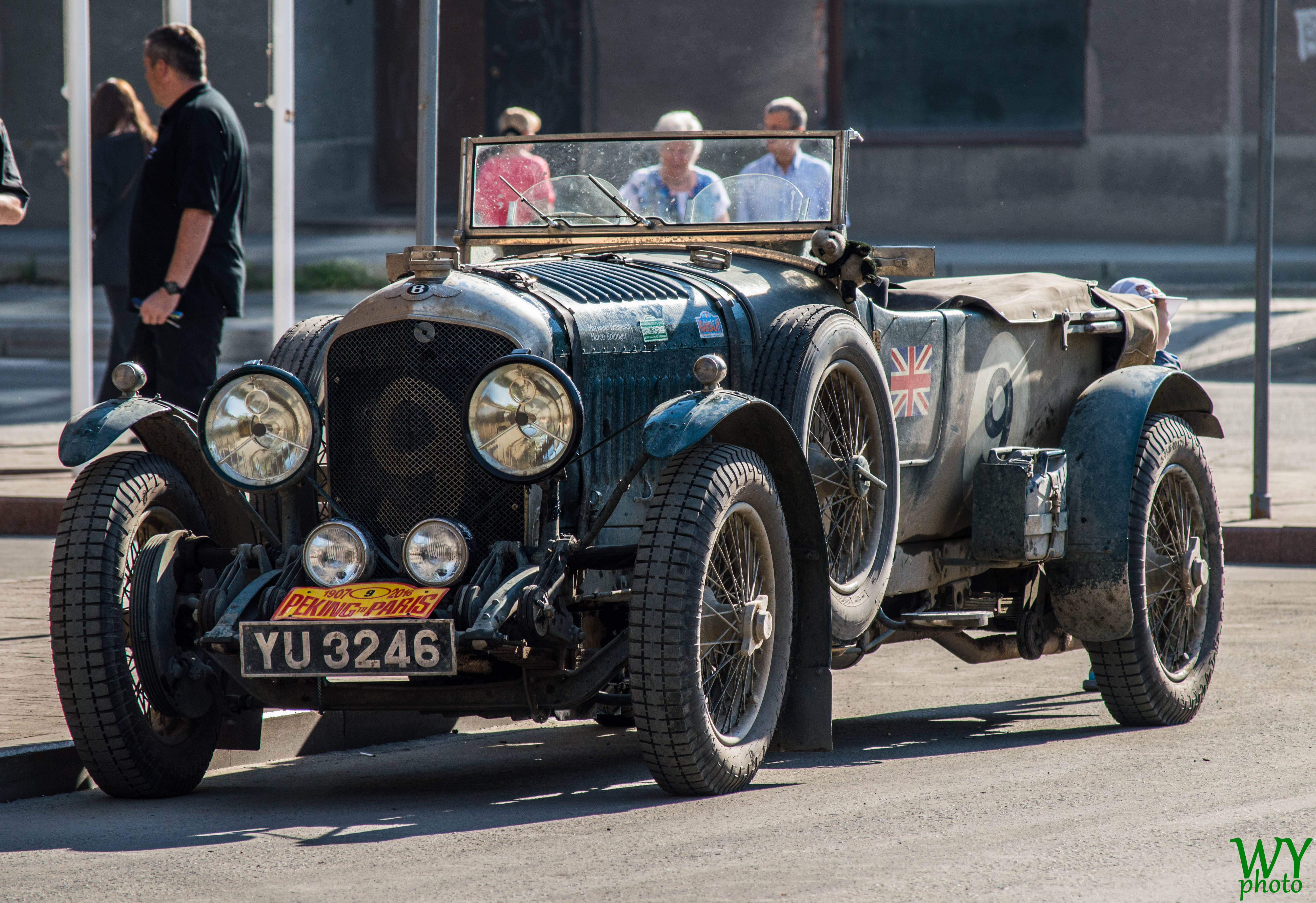 1927 Bentley Le Mans, Auto racing, Bike, Car, Motorcycle, HQ Photo