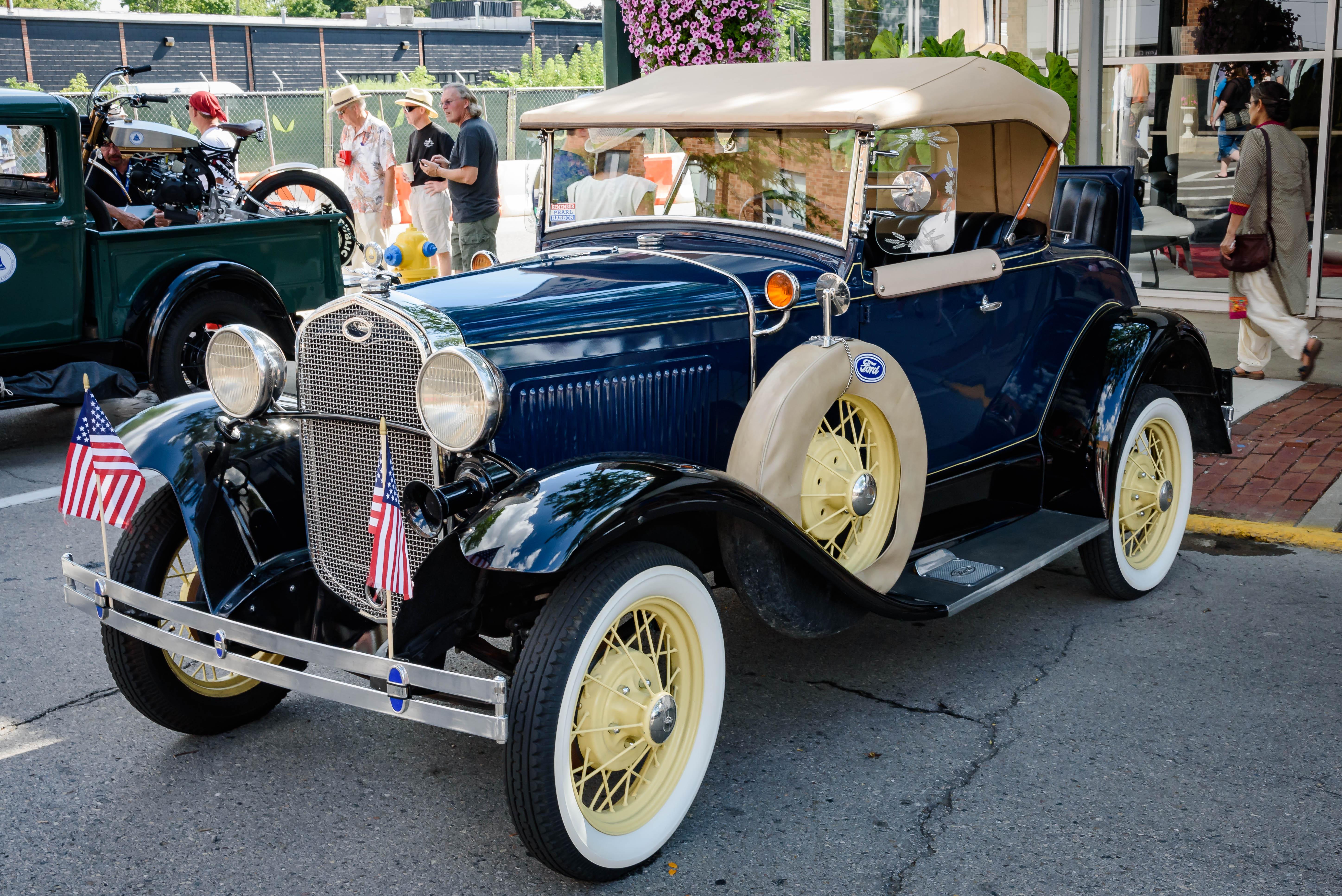 1931 Ford Model A, 2015, Model, Vehicle, Us, HQ Photo