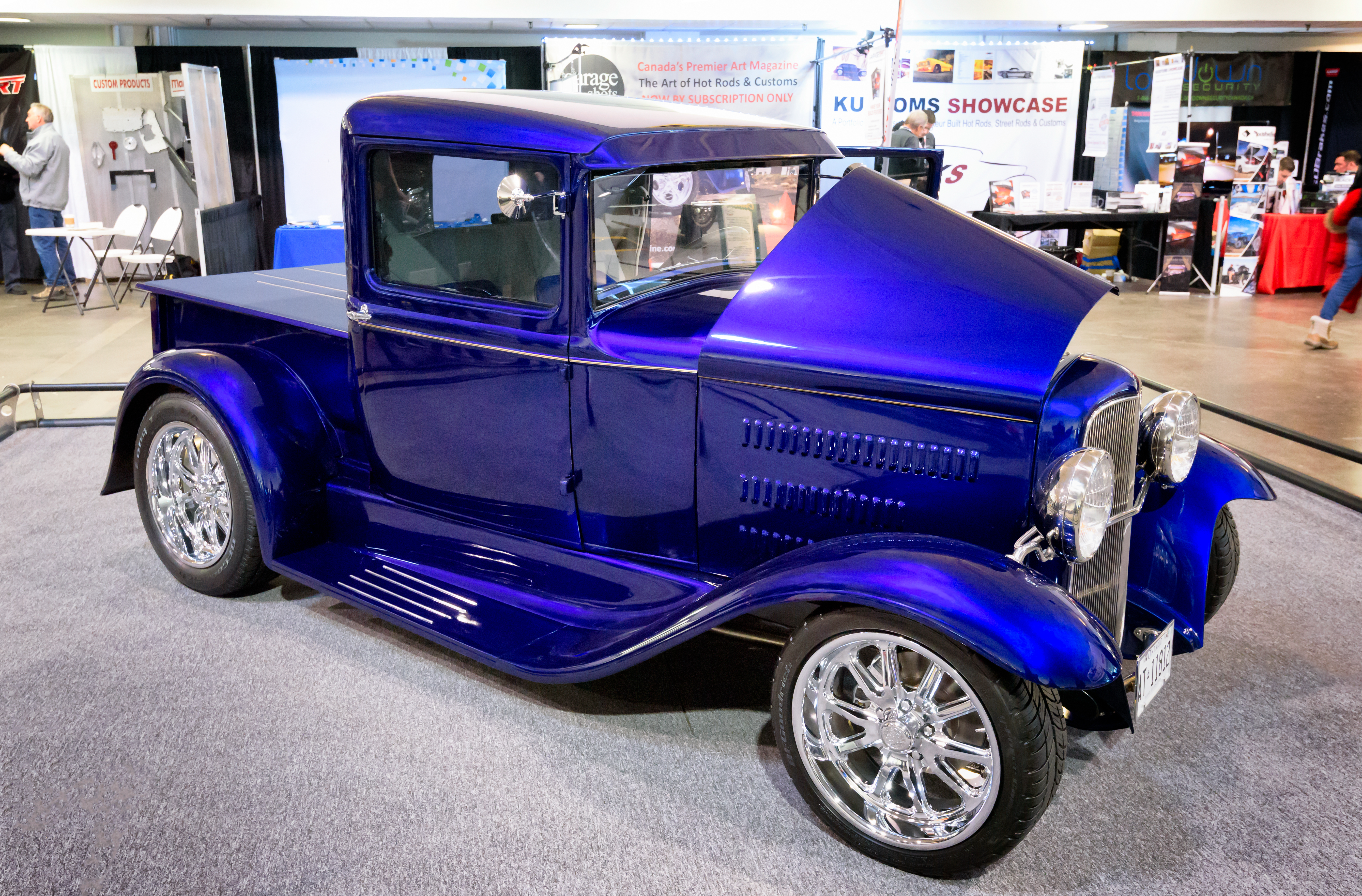 1931 ford pick up photo