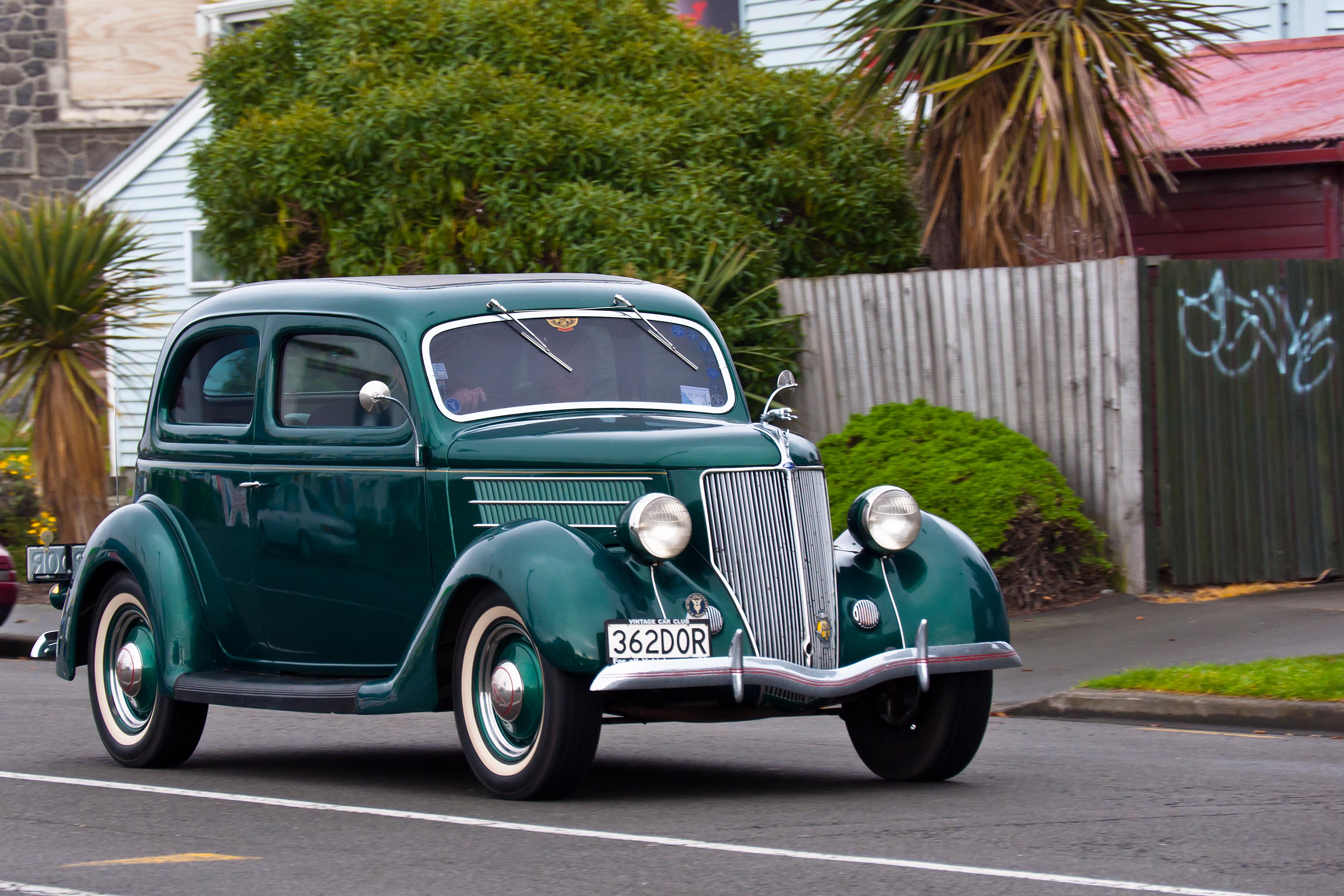 1935 FORD TUDOR, 1935, Car, Ford, New Brighton, HQ Photo