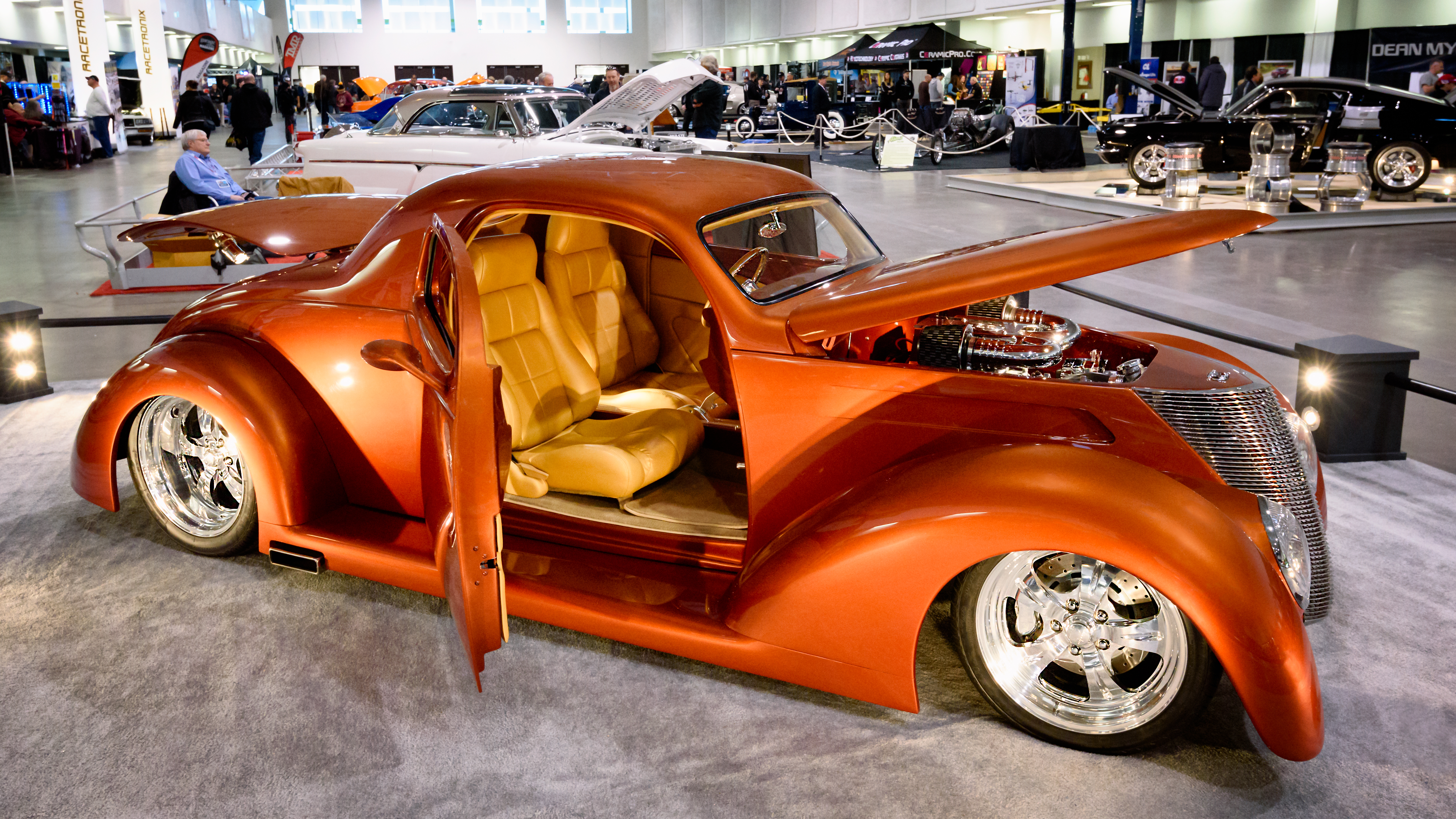 1937 ford coupe -
