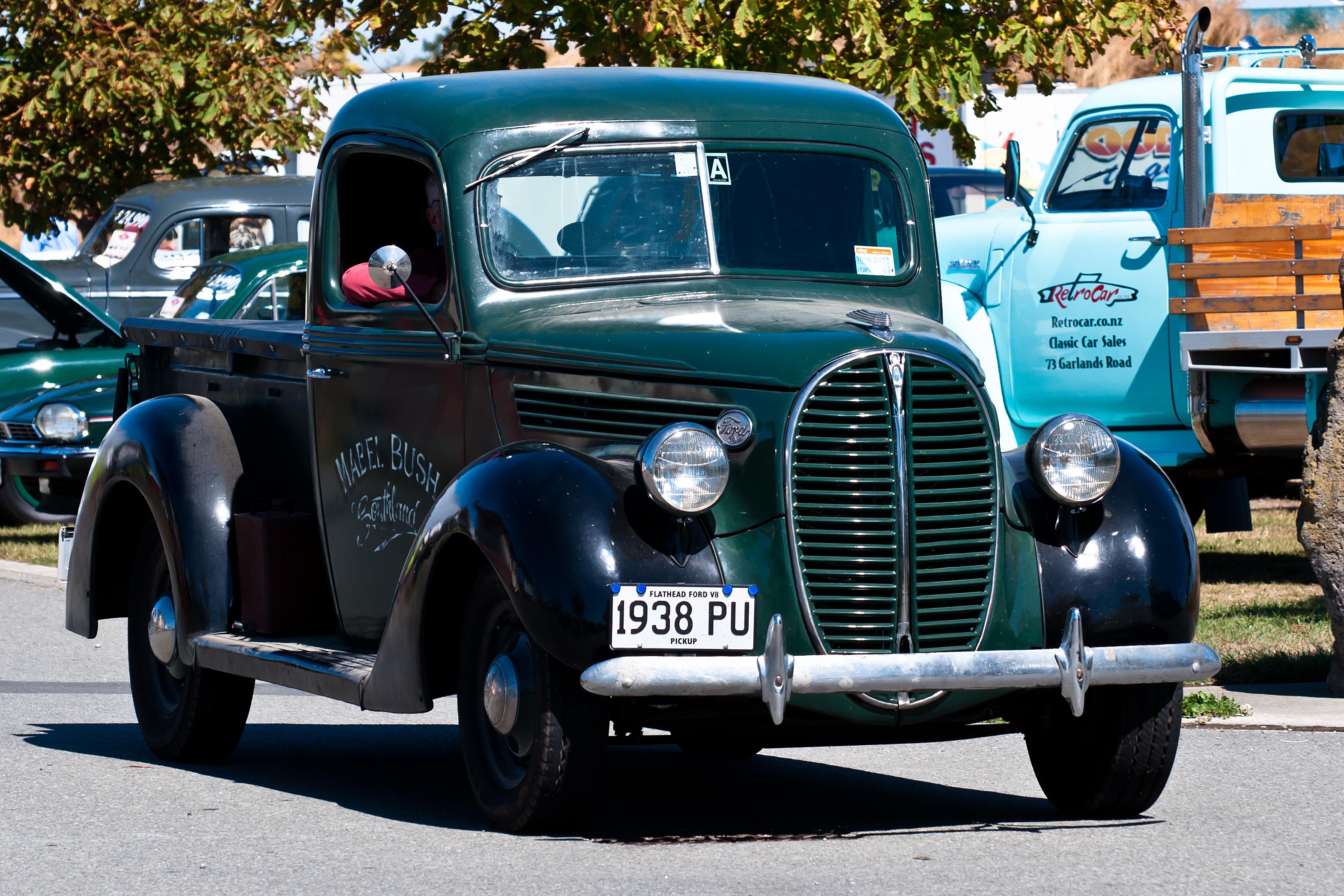 1938 ford pickup 830 81-c photo