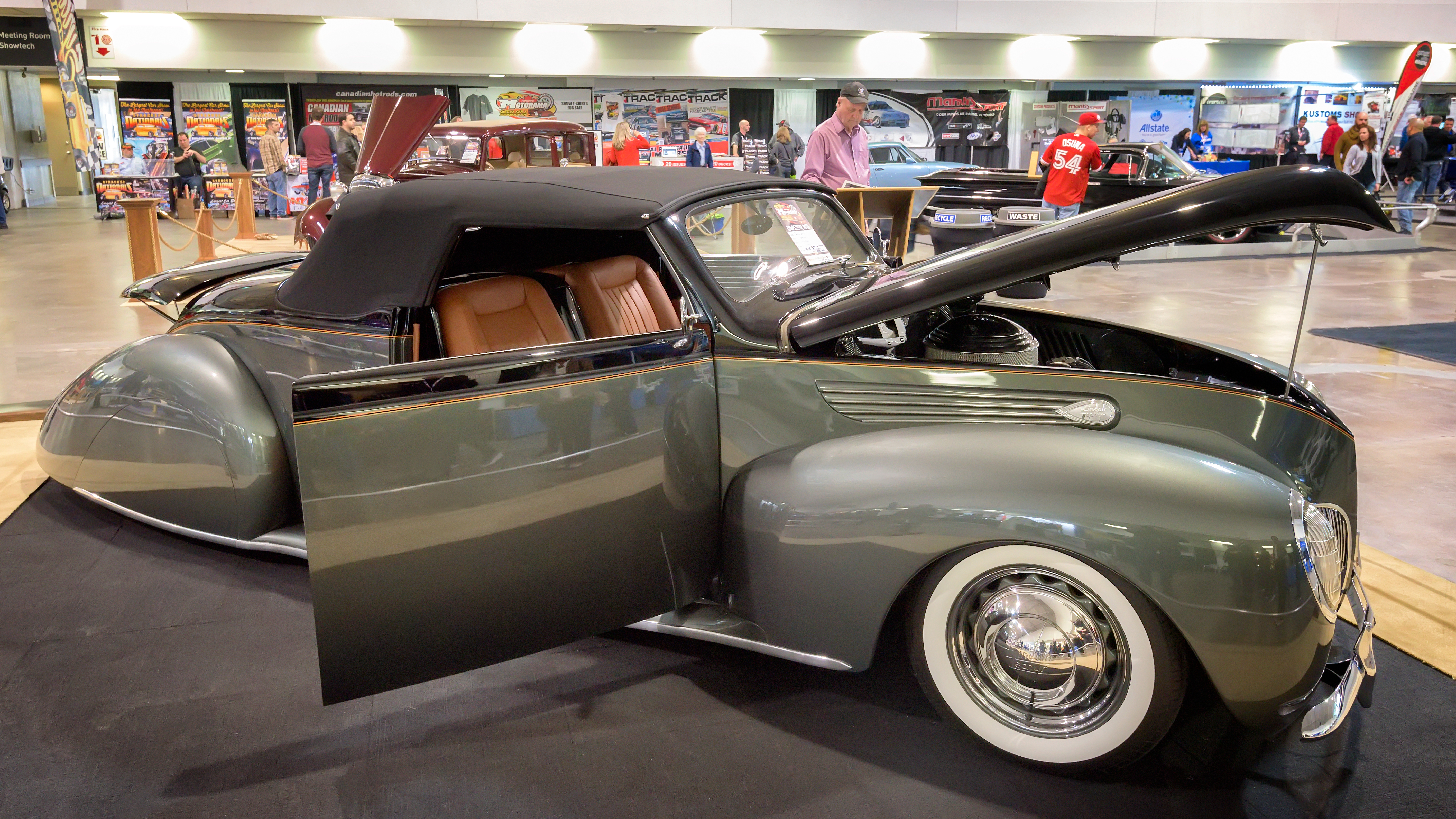 1938 lincoln zephyr -