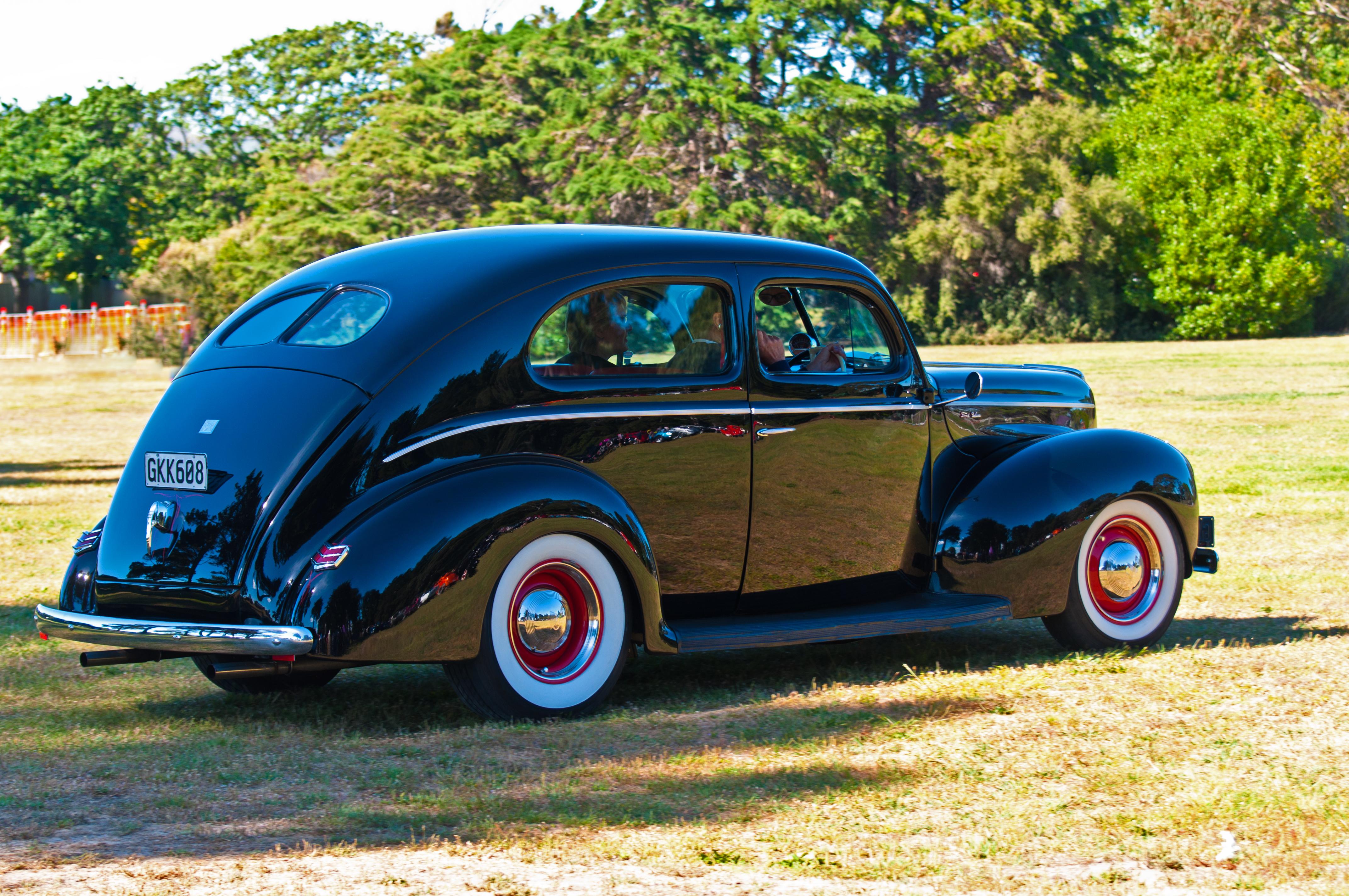 1940 FORD TUDOR, Car, Ford, Tudor, HQ Photo