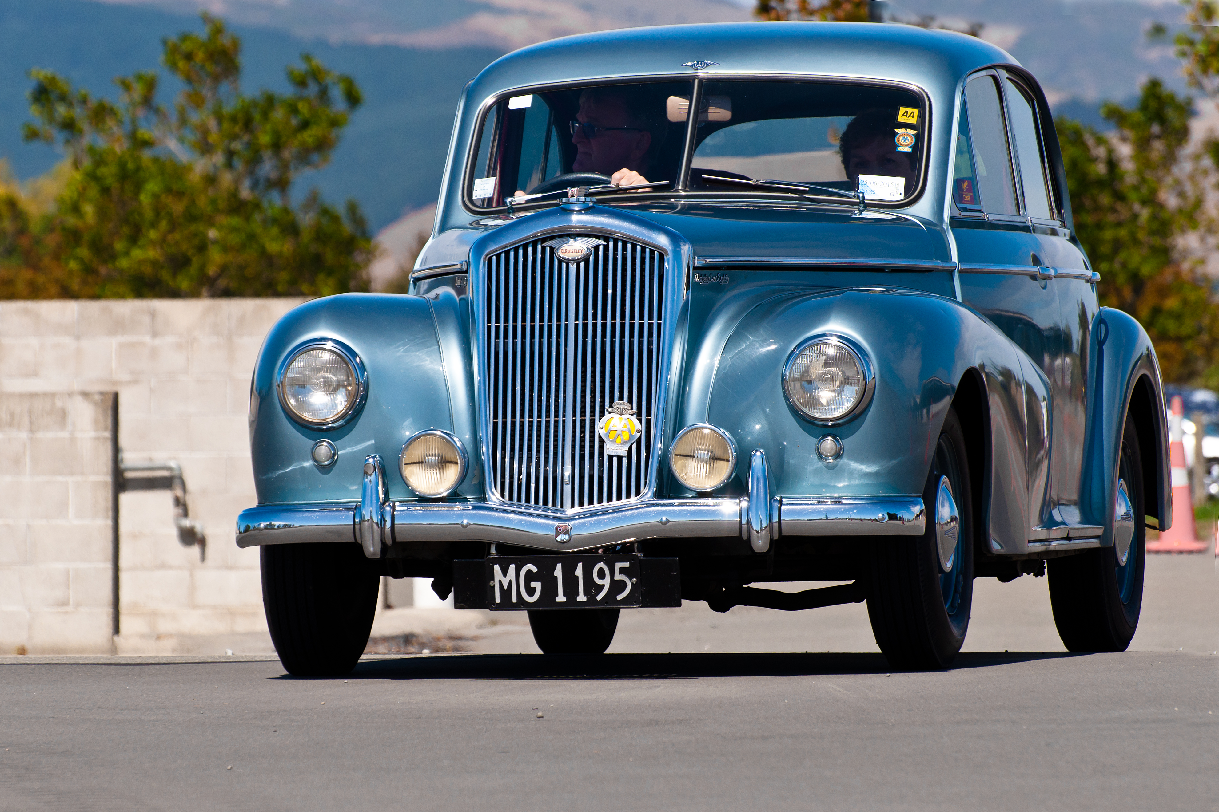 1952 WOLSELEY 680, 1952, Car, Wolseley, HQ Photo
