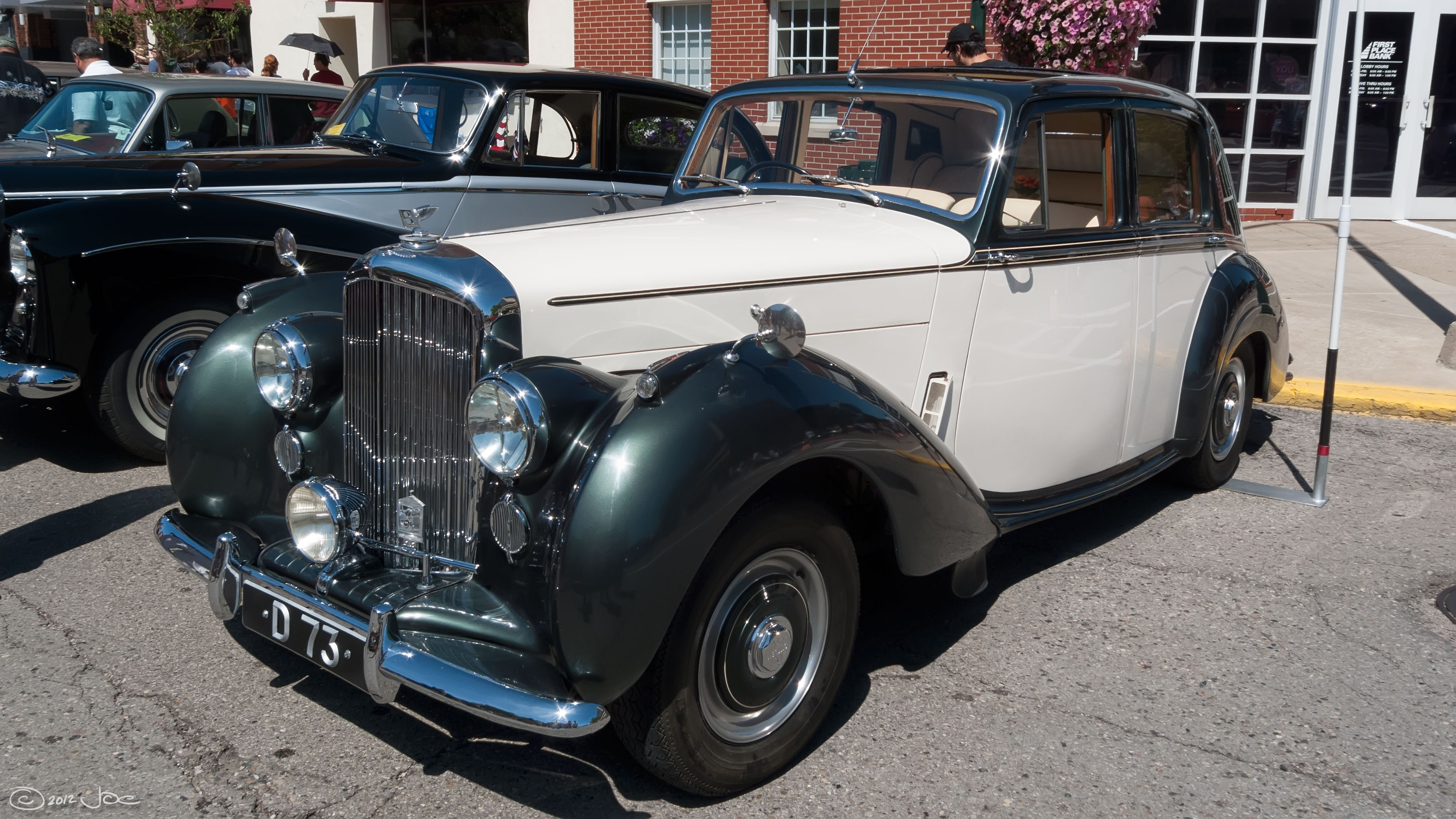 1953 Bentley R Type, 2012, Car, Classic car, Cruise, HQ Photo