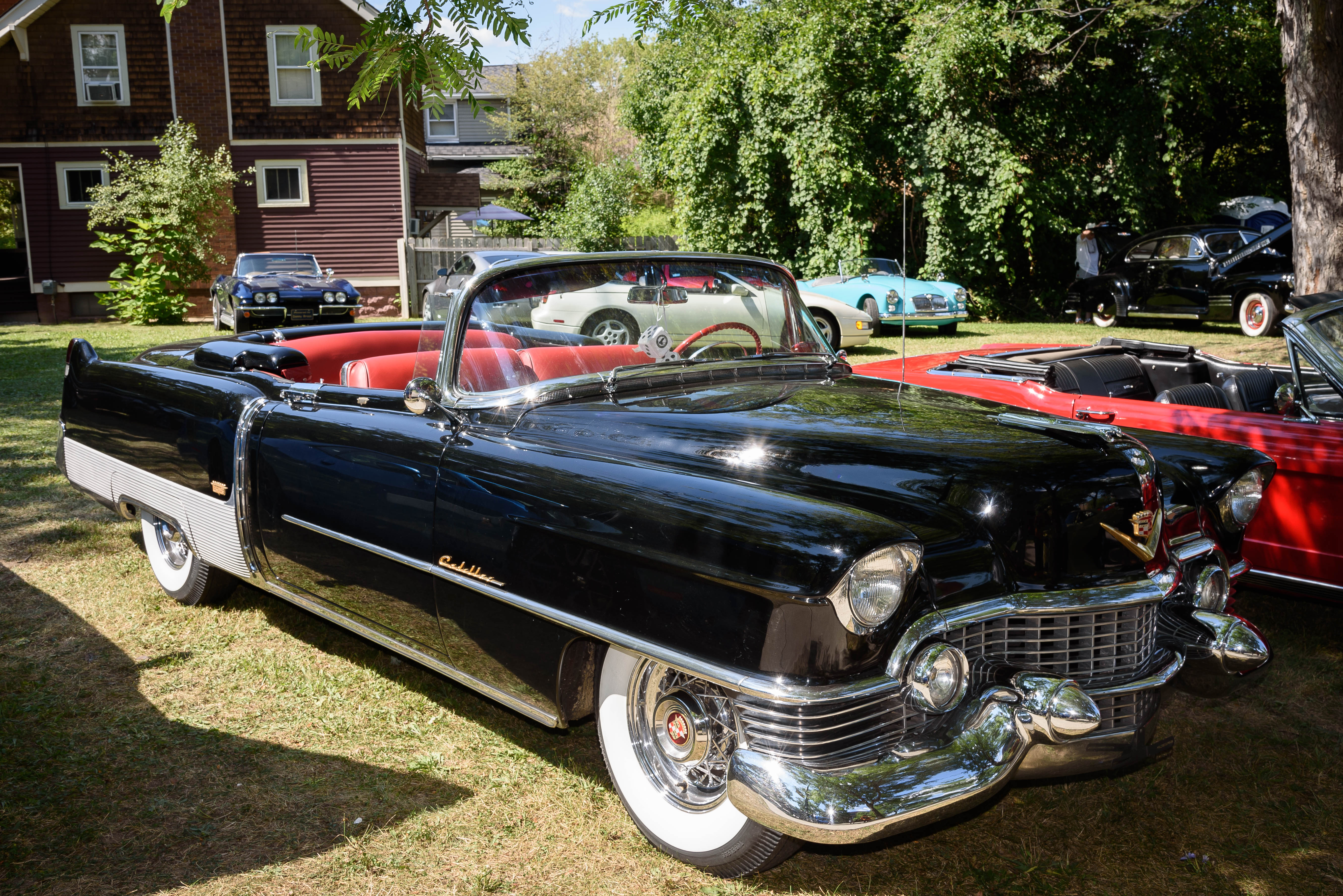 1954 Cadillac Eldorado Convertible, 2015, Nikon, Vehicle, Us, HQ Photo