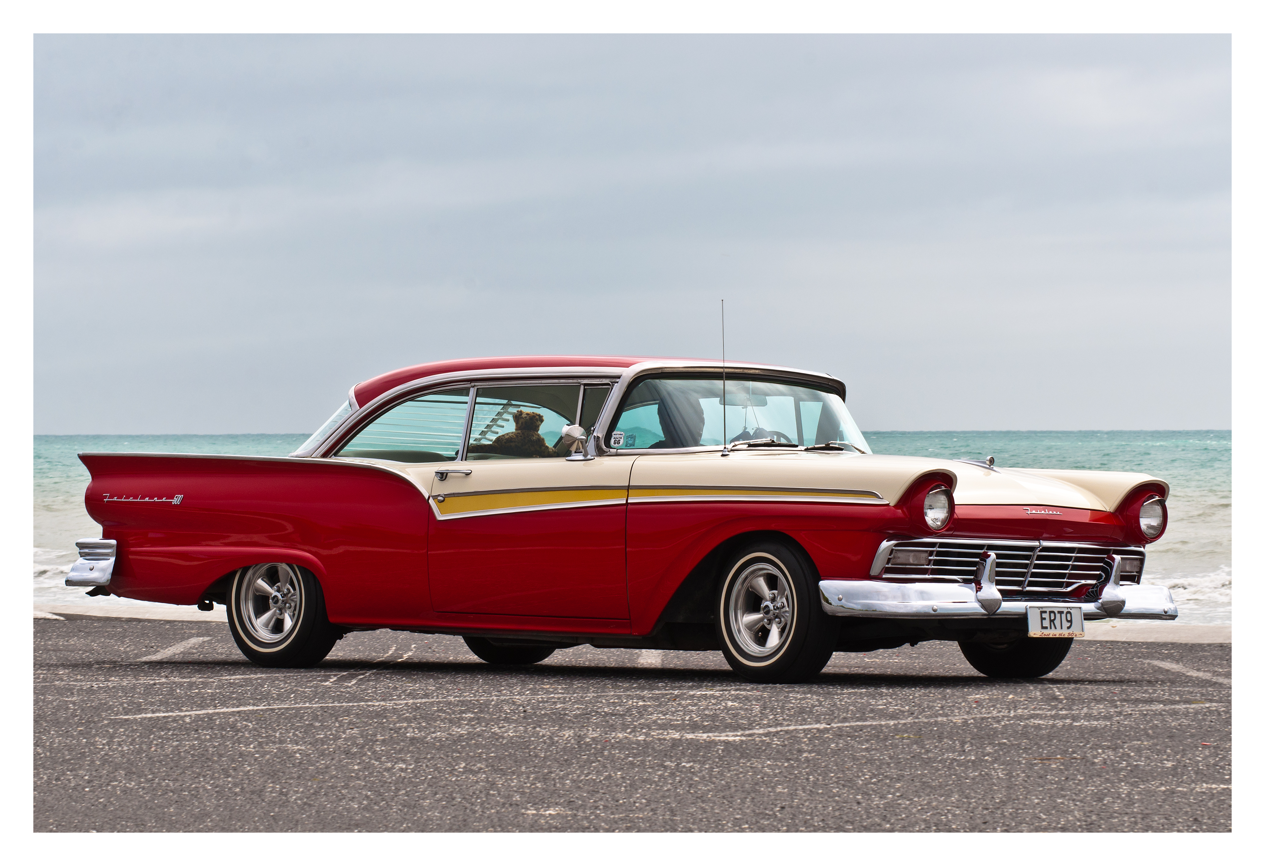 1957 ford fairlane photo
