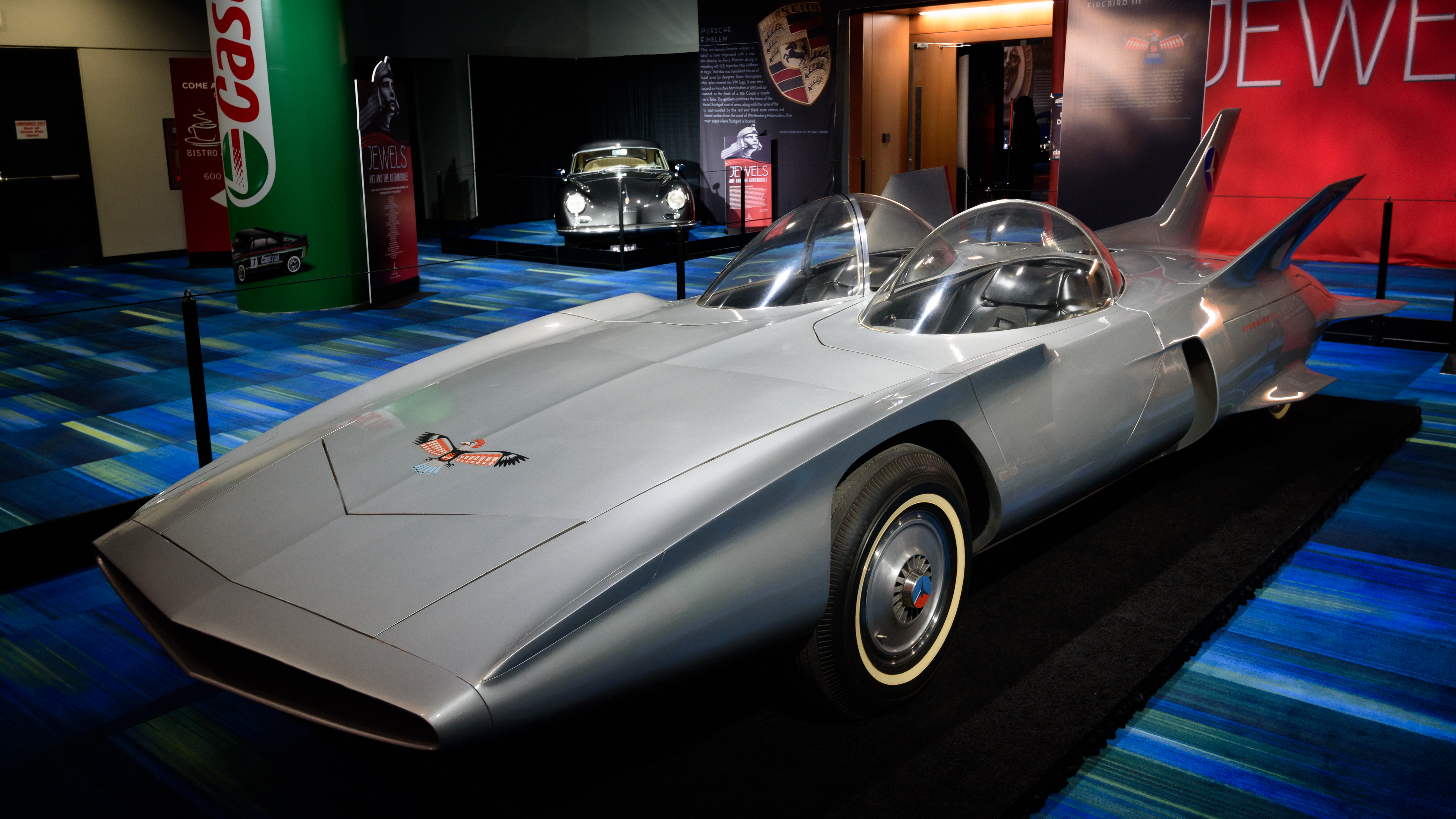 1958 general motors firebird iii photo