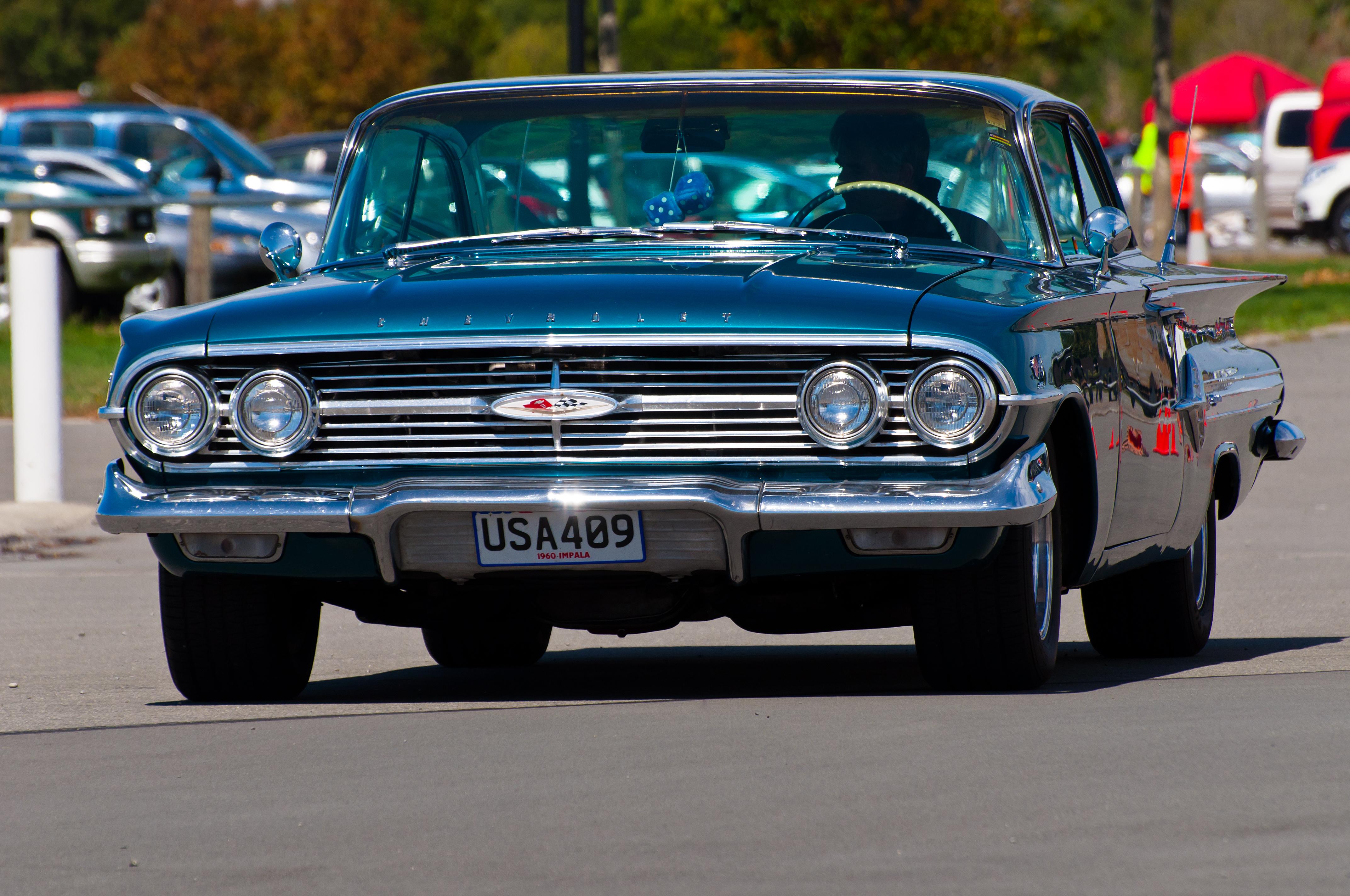 1960 CHEVROLET BISCAYNE IMPALA, 1960, Car, Chevrolet, Impala, HQ Photo