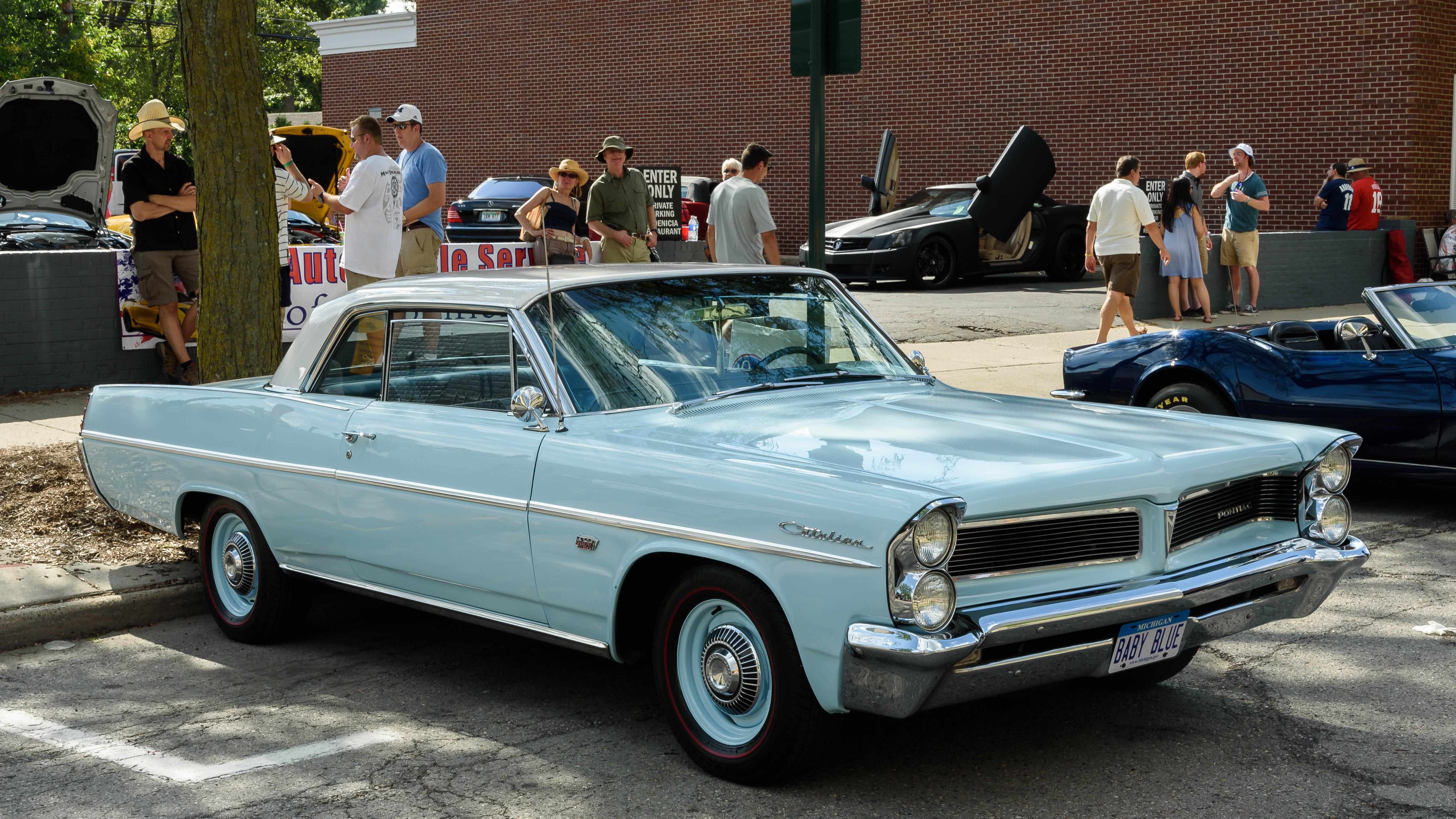 1963 Pontiac Catalina, 2015, American, Birmingham, Car, HQ Photo