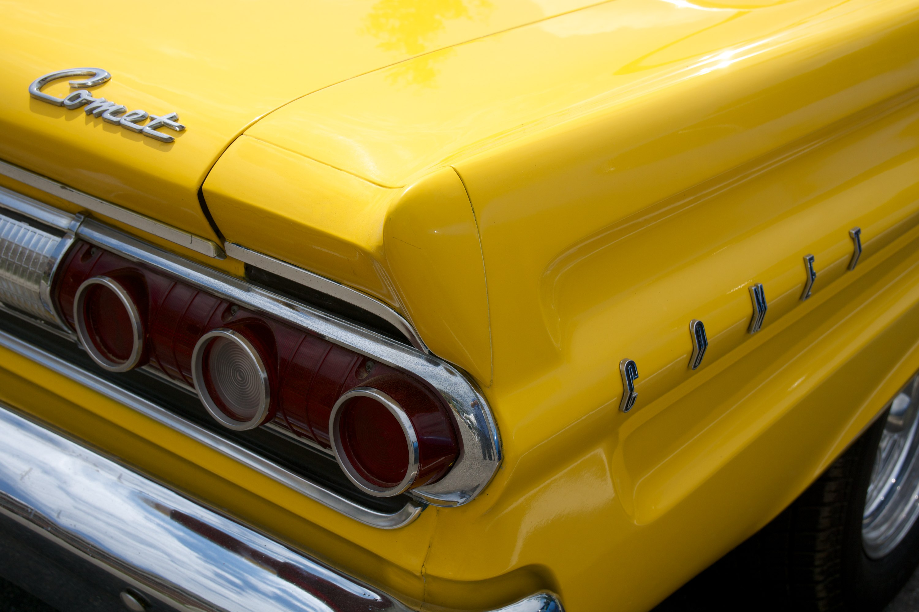 1964 Mercury Comet, Car, Indoor, Lines, Vehicle, HQ Photo