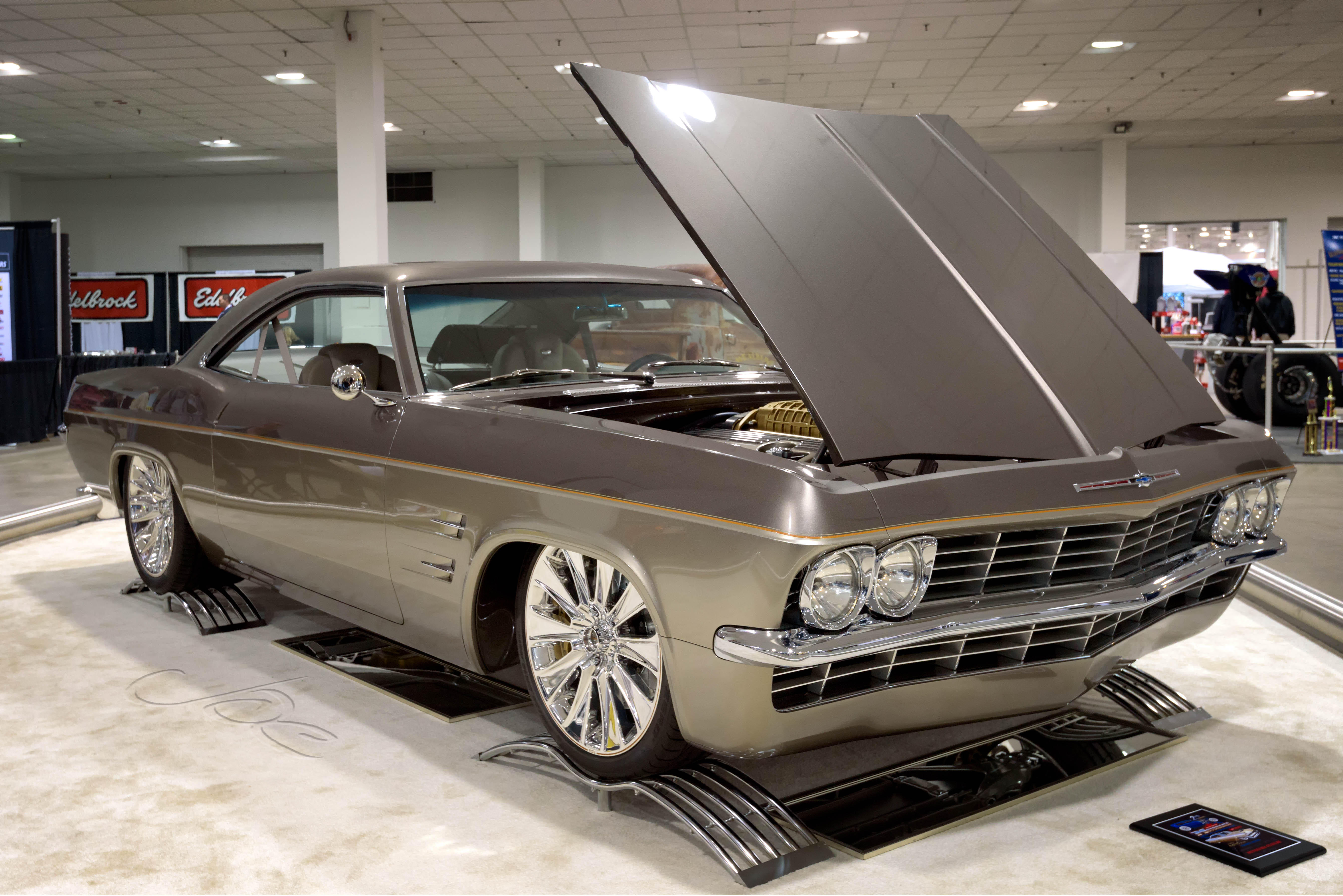 1965 chevy impala, photo