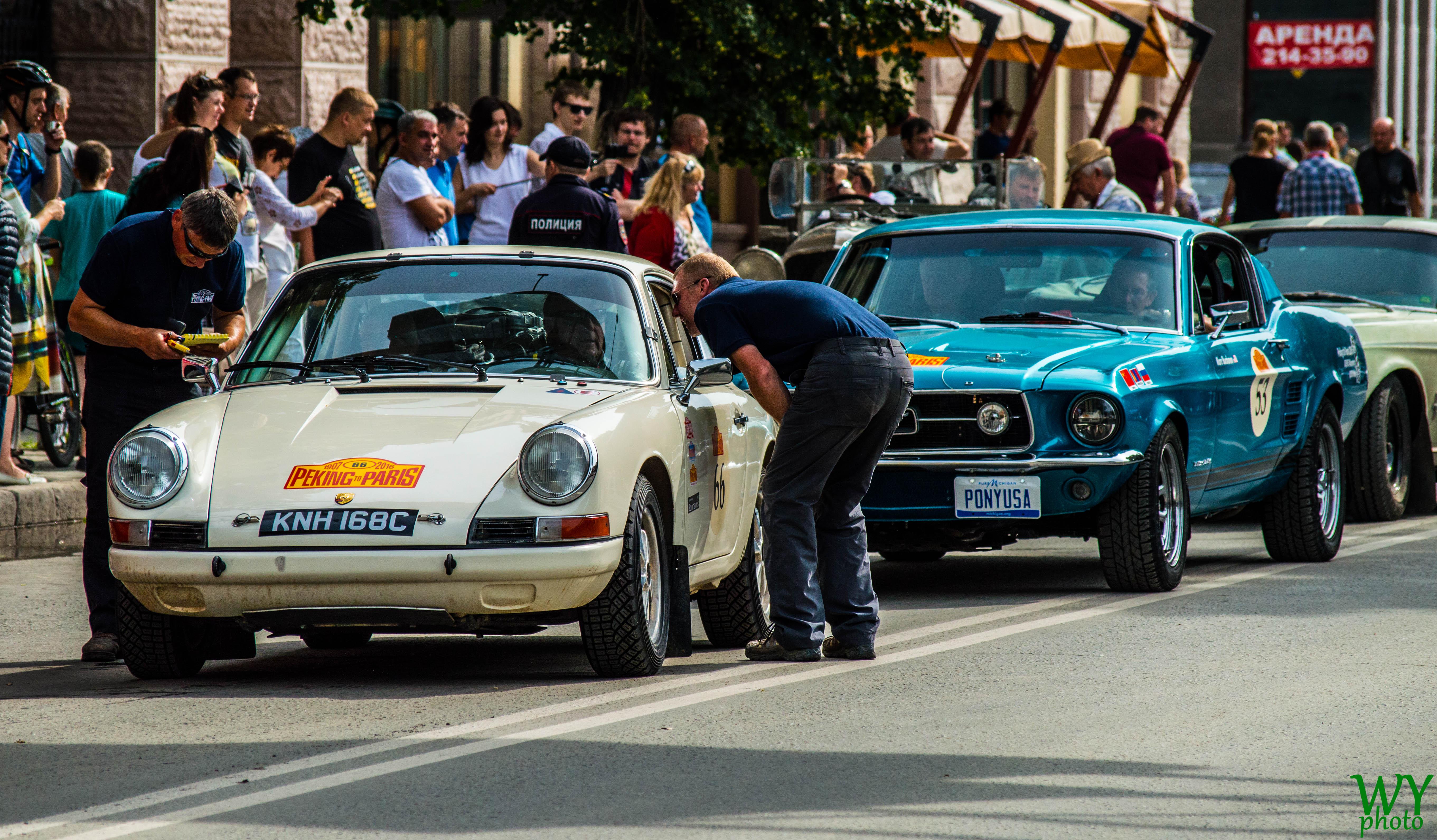 1965 porsche 911 - peter lovett & tim smith photo