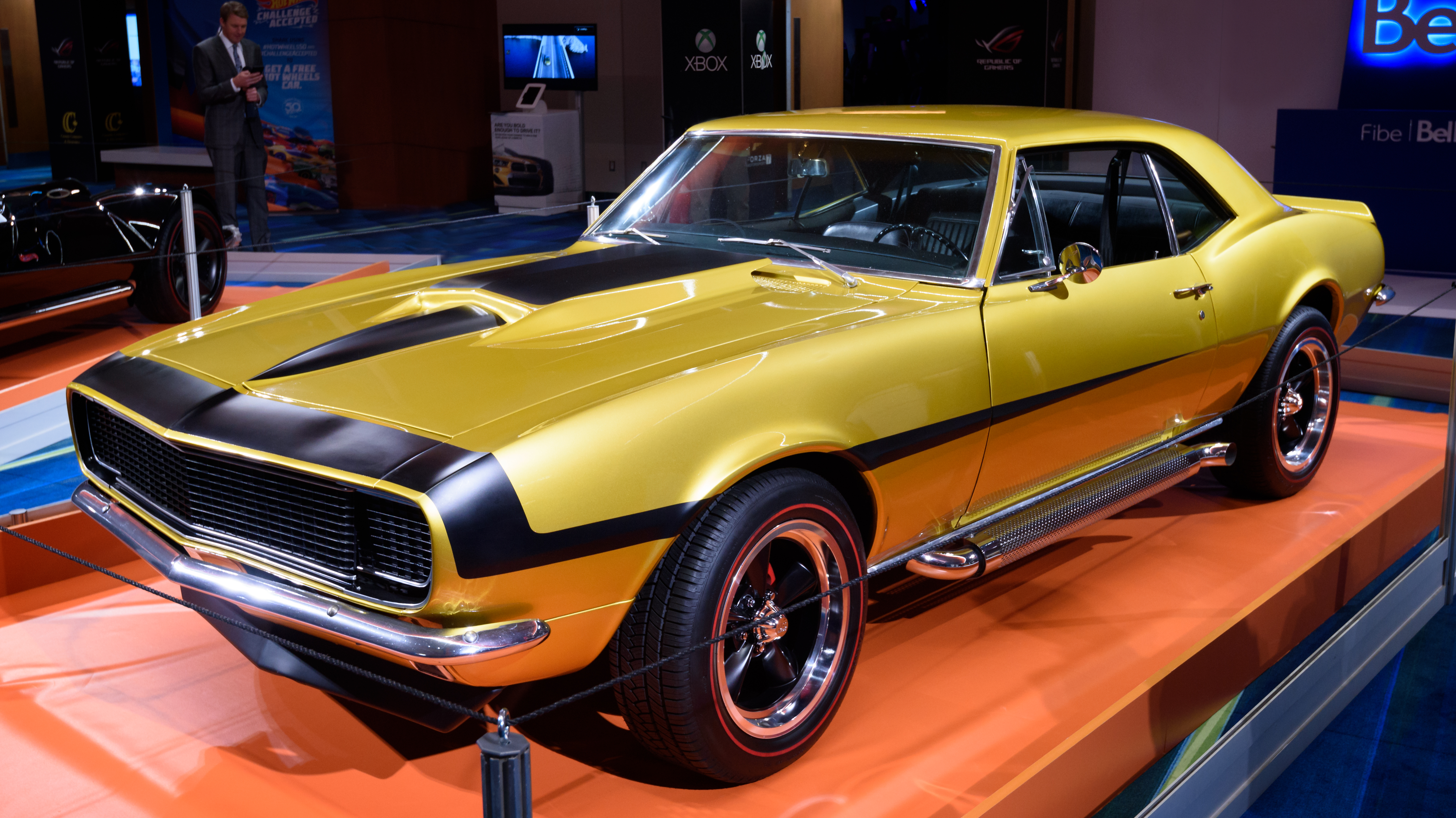 1967 Chevrolet Camaro - Hot Wheels Replica, 2018, International, Toronto, Show, HQ Photo