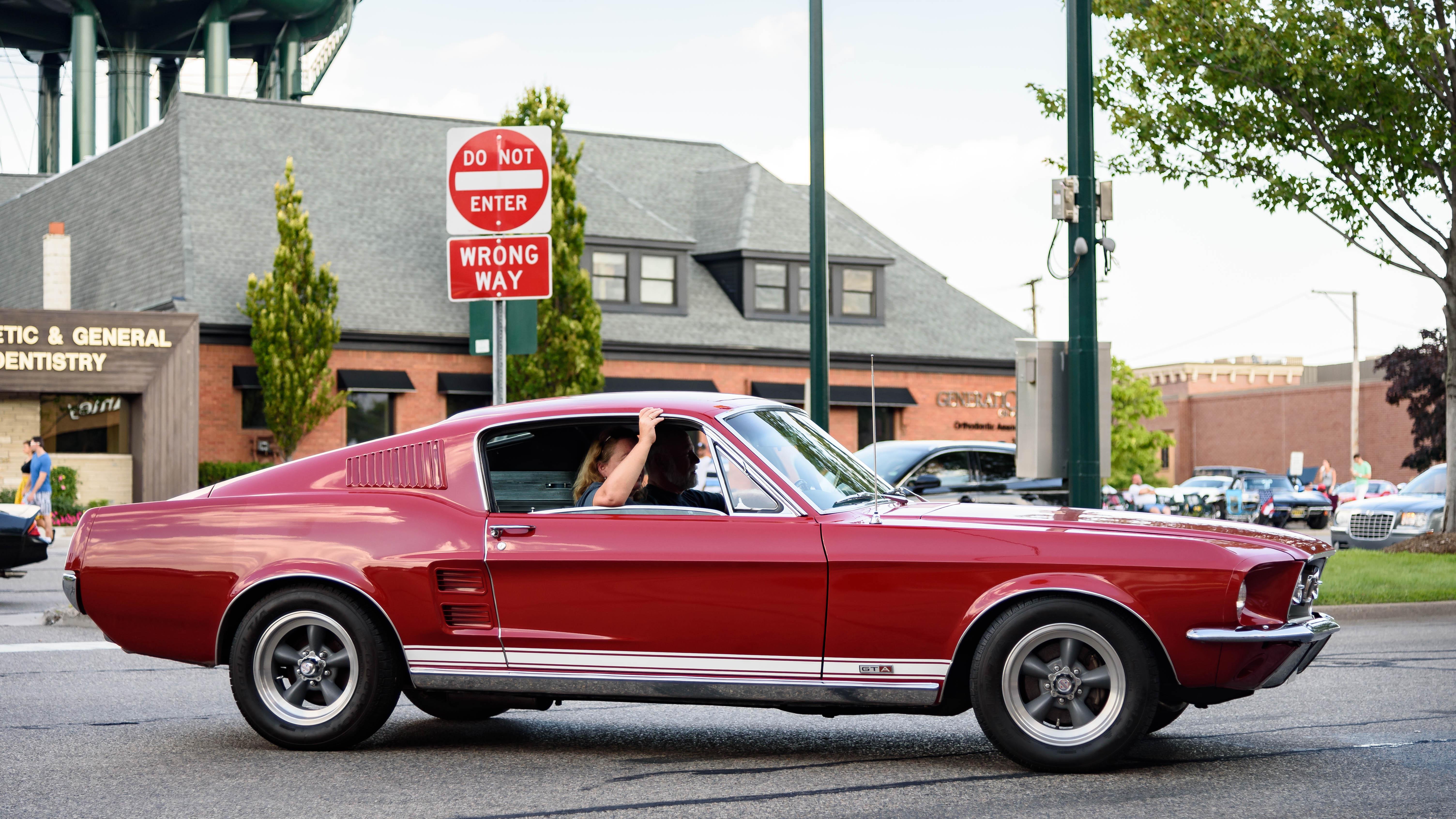 1967 Ford Mustang GTA, 2015, Nikon, Vehicle, Us, HQ Photo