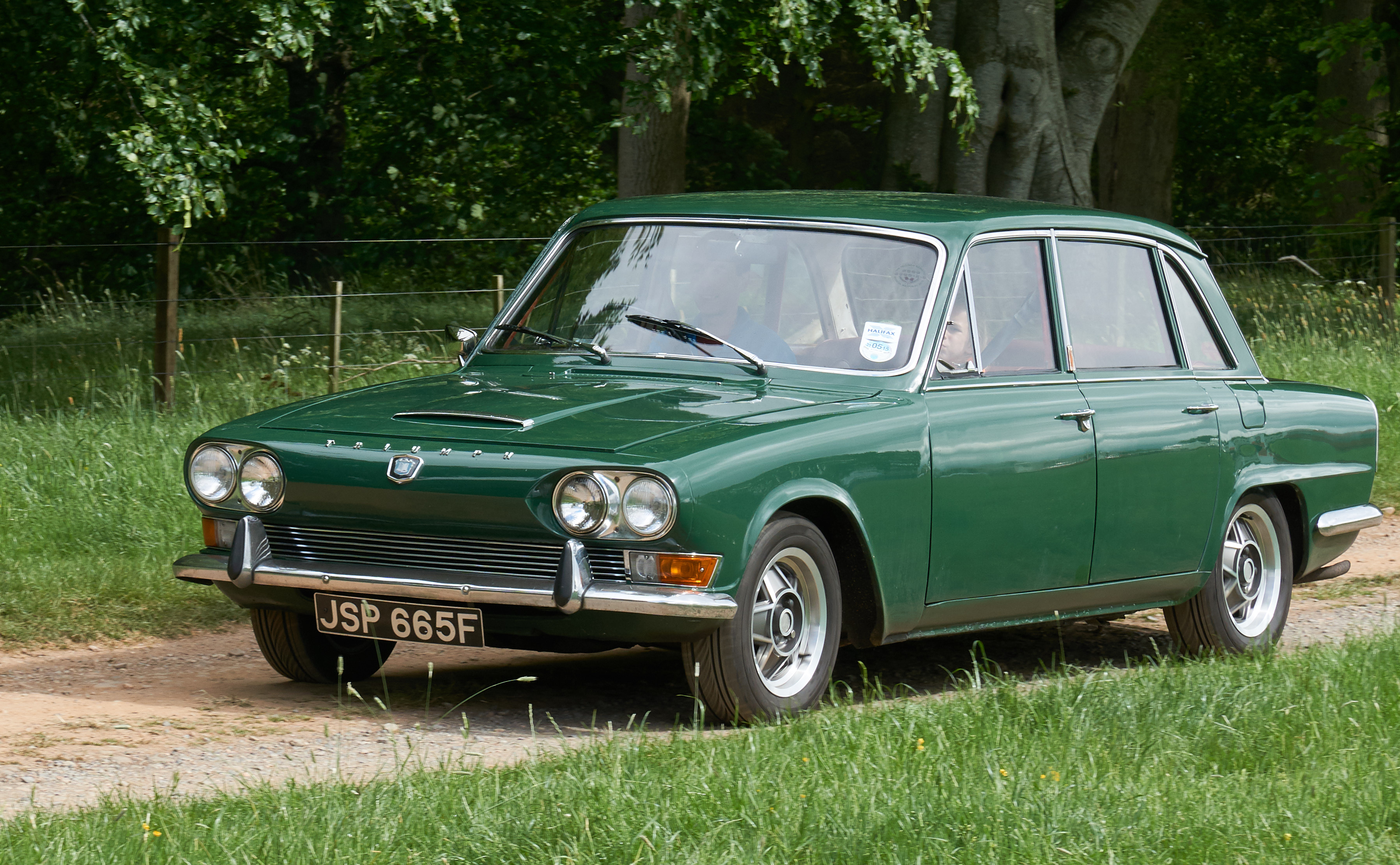 1968 triumph 2000 mk i photo
