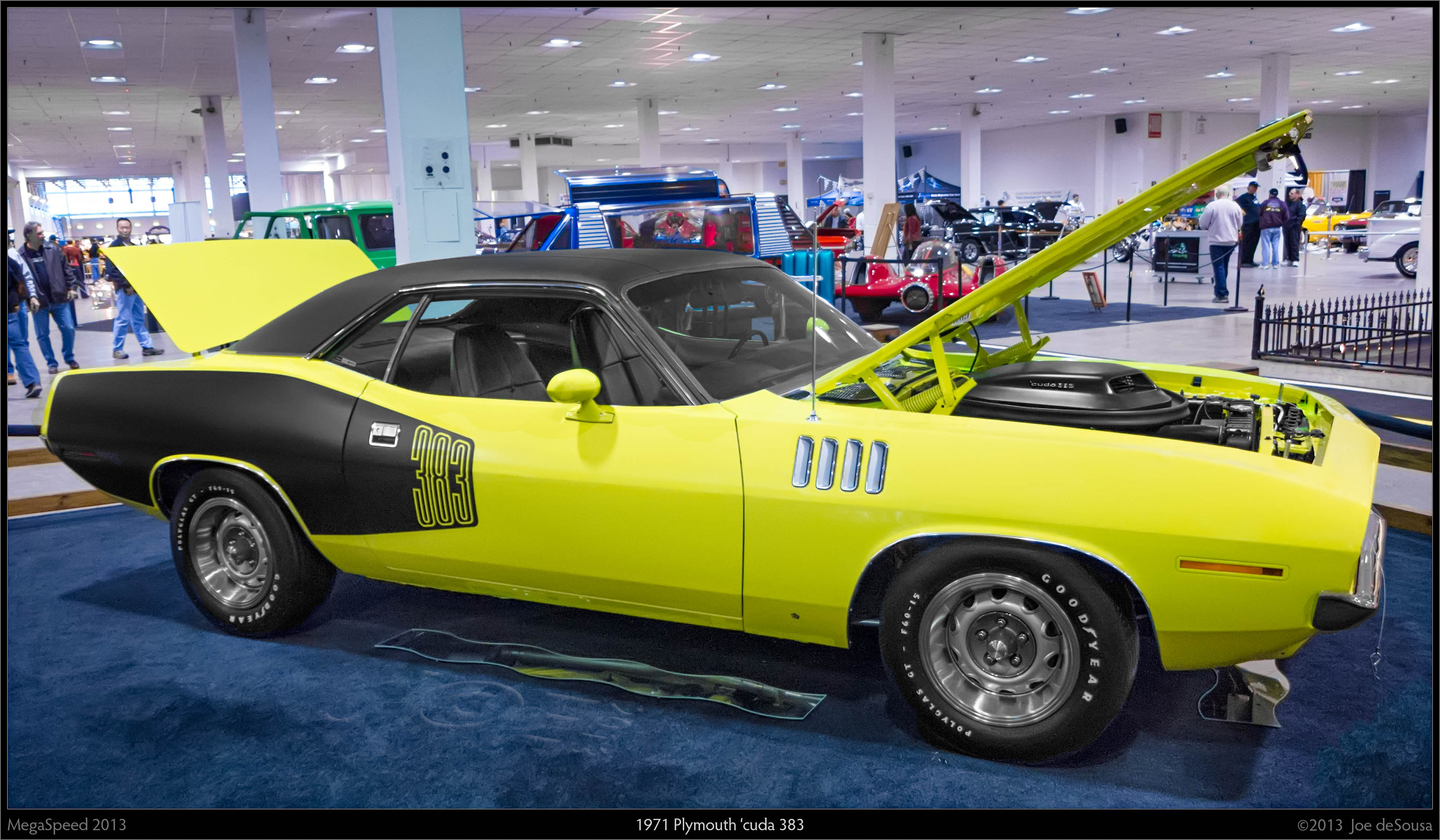1971 plymouth 'cuda photo