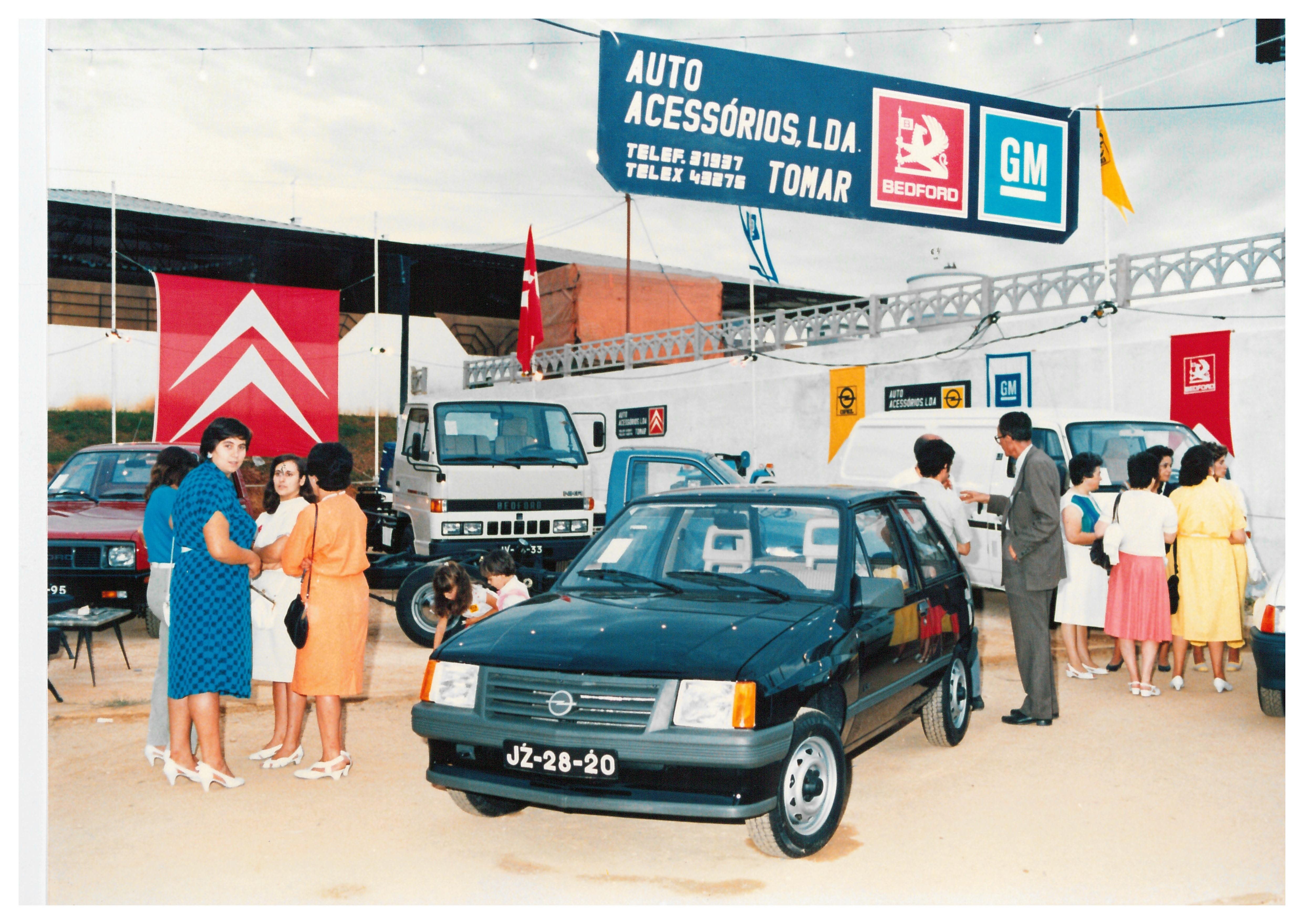 1986 feira de s. miguel (110) photo