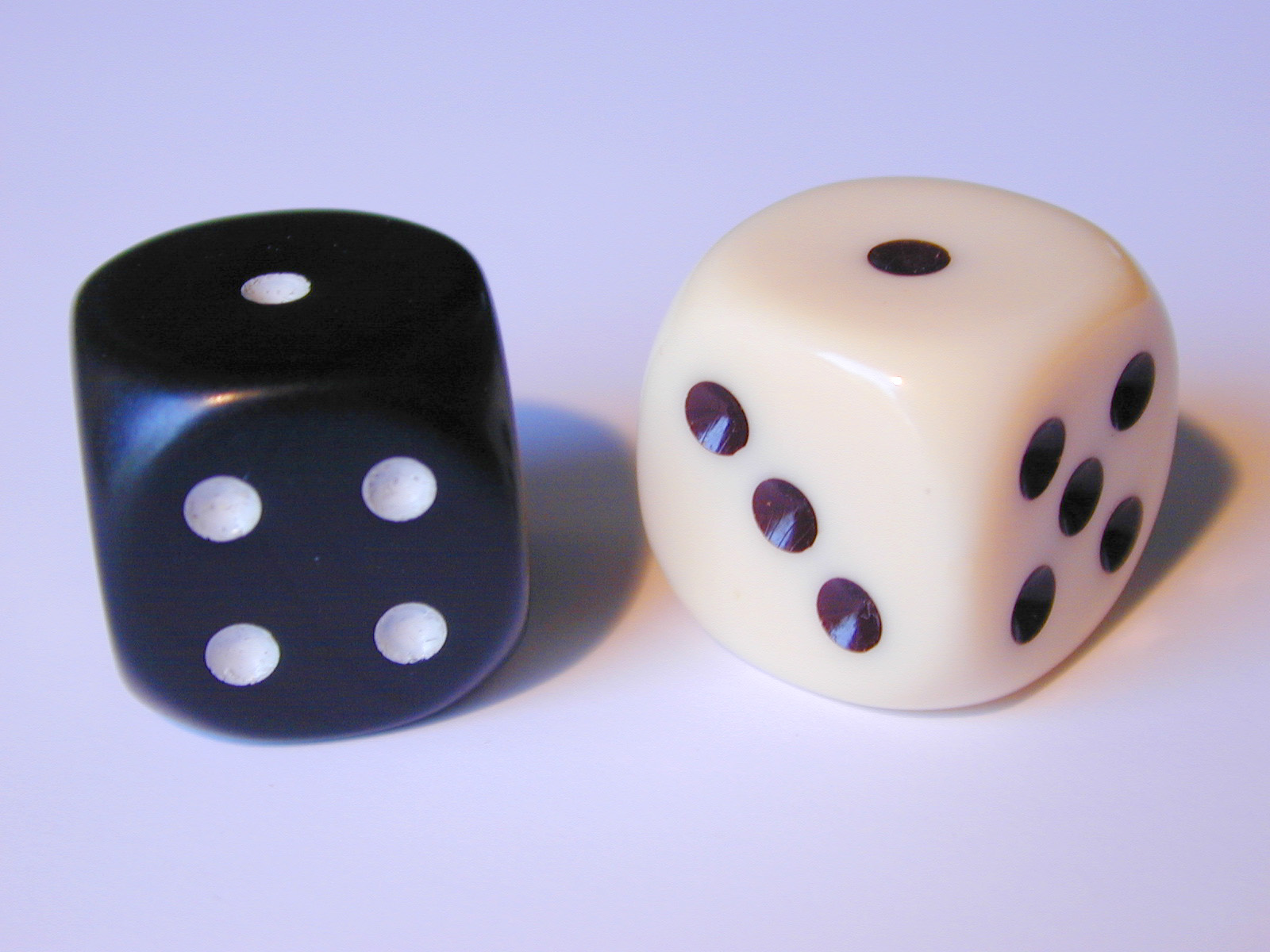2 Dice, Bet, Black, Casino, Chance, HQ Photo