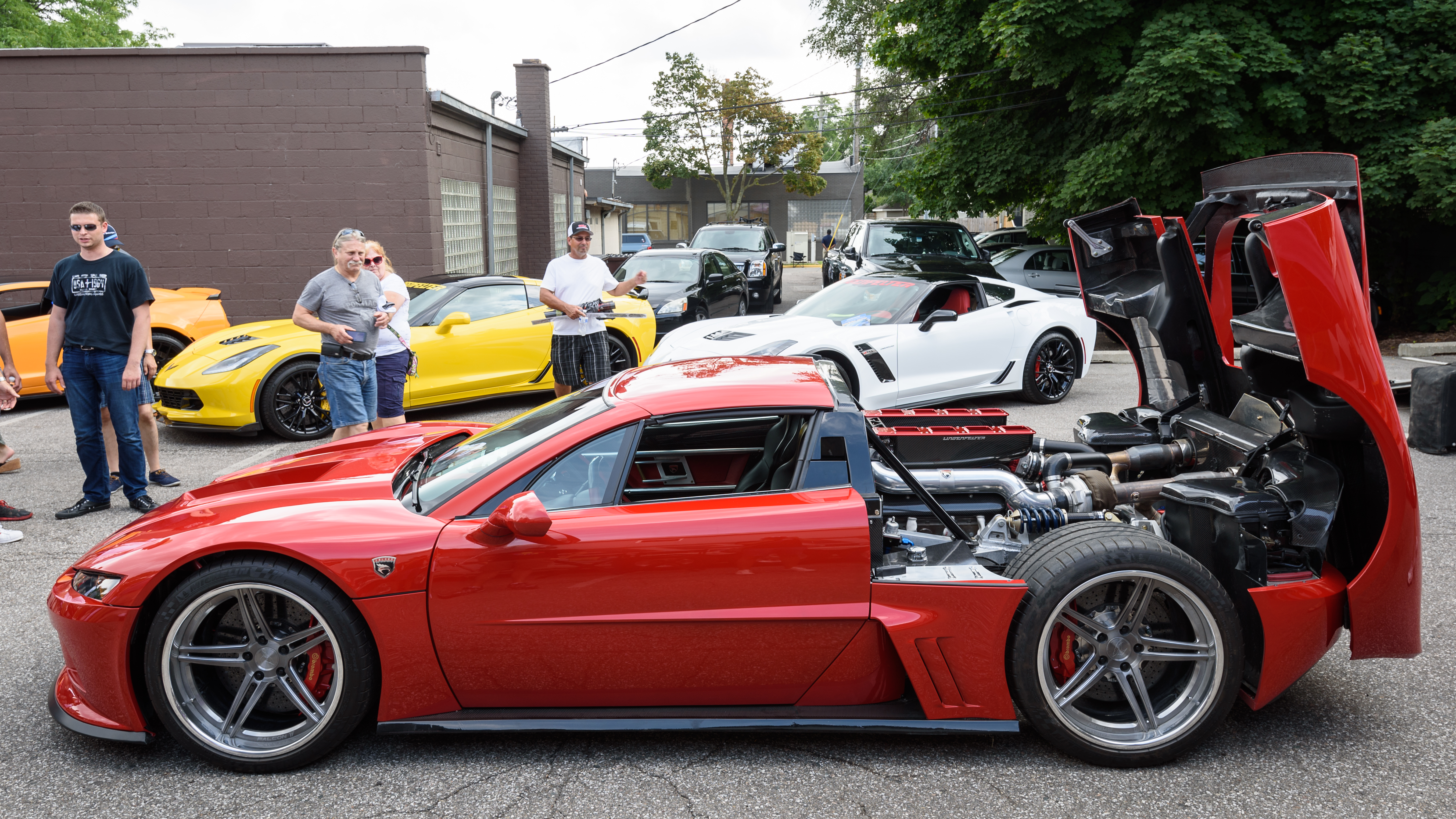 2013 Falcon F7, Outdoor, Other Keywords, Public domain, Show, HQ Photo
