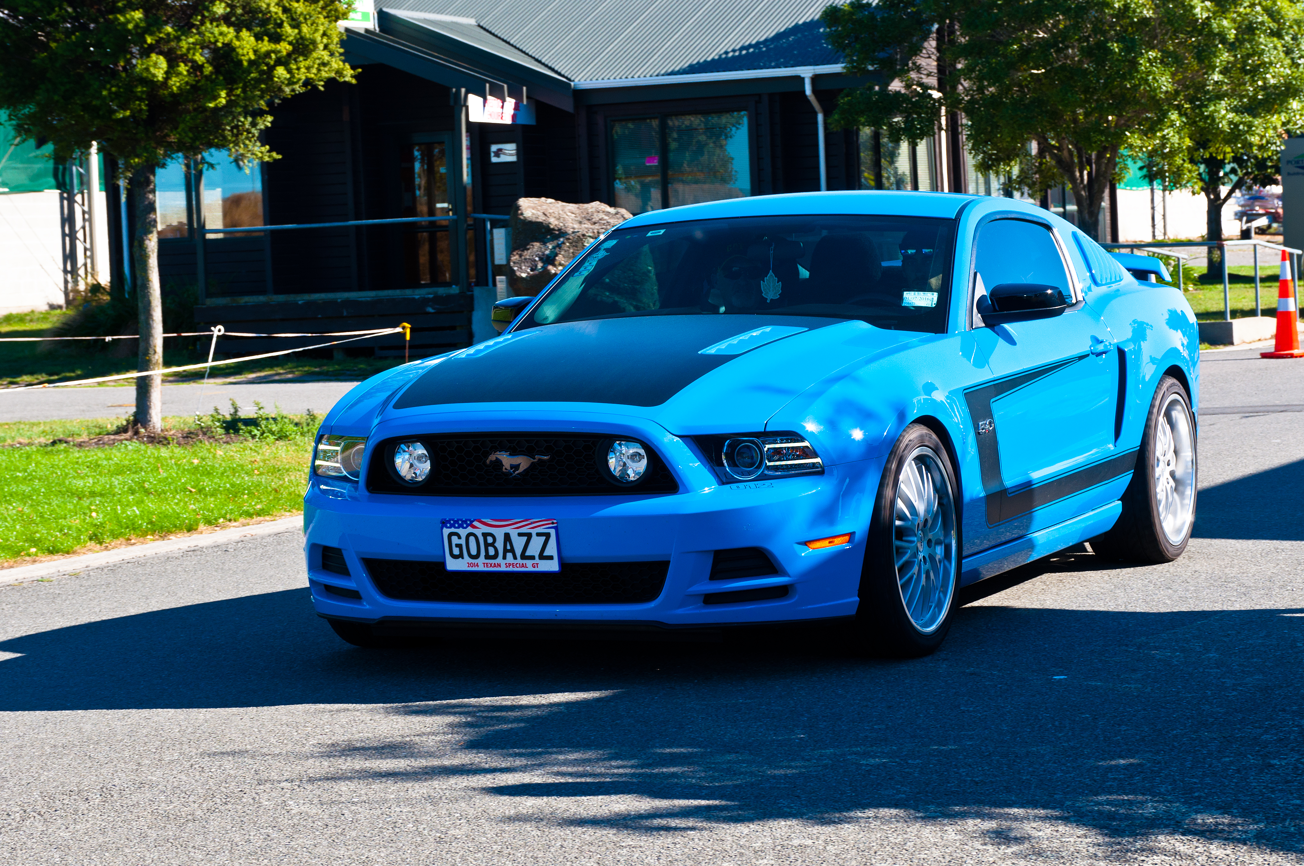 2013 ford mustang ts gt photo