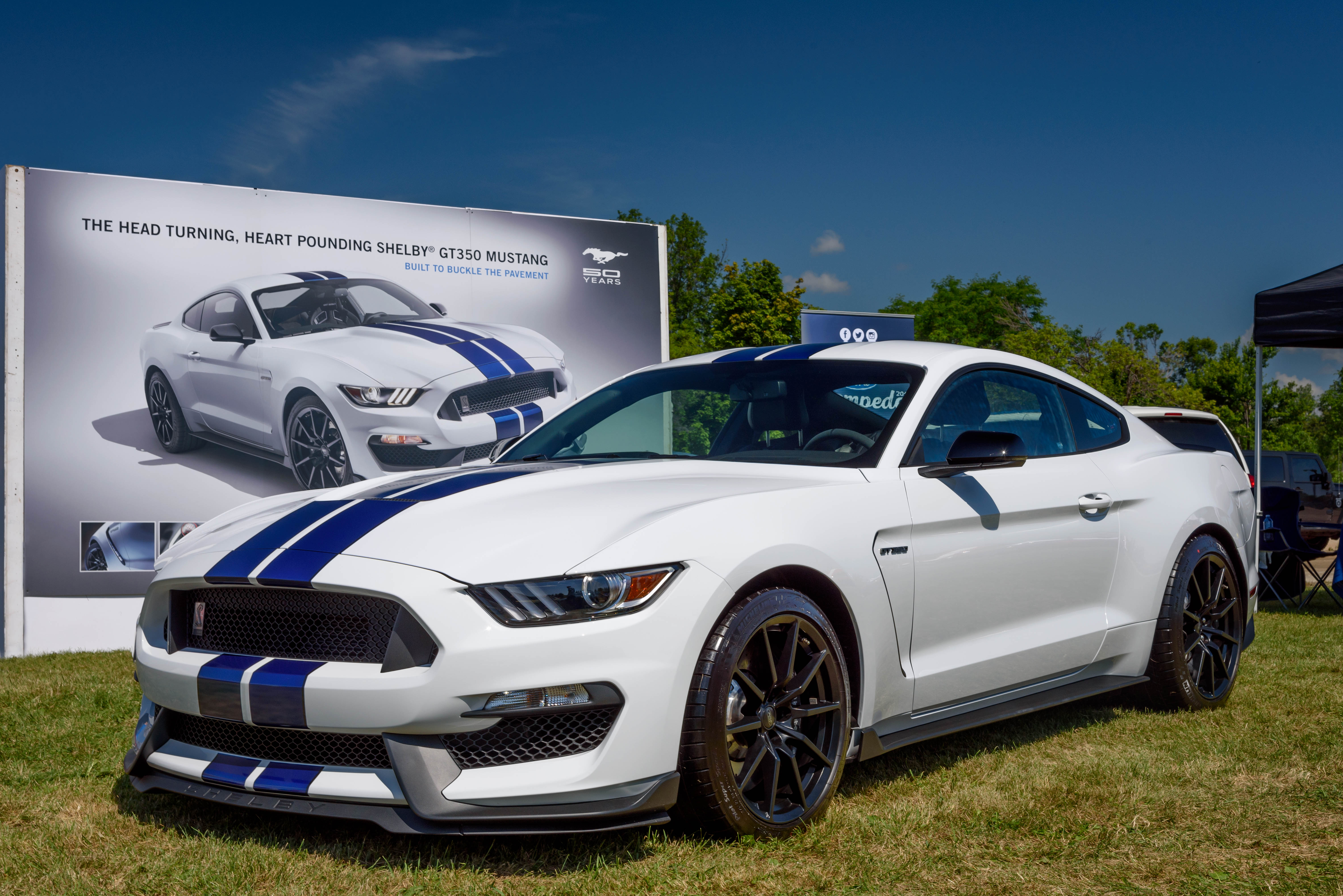 2016 ford shelby gt350 photo