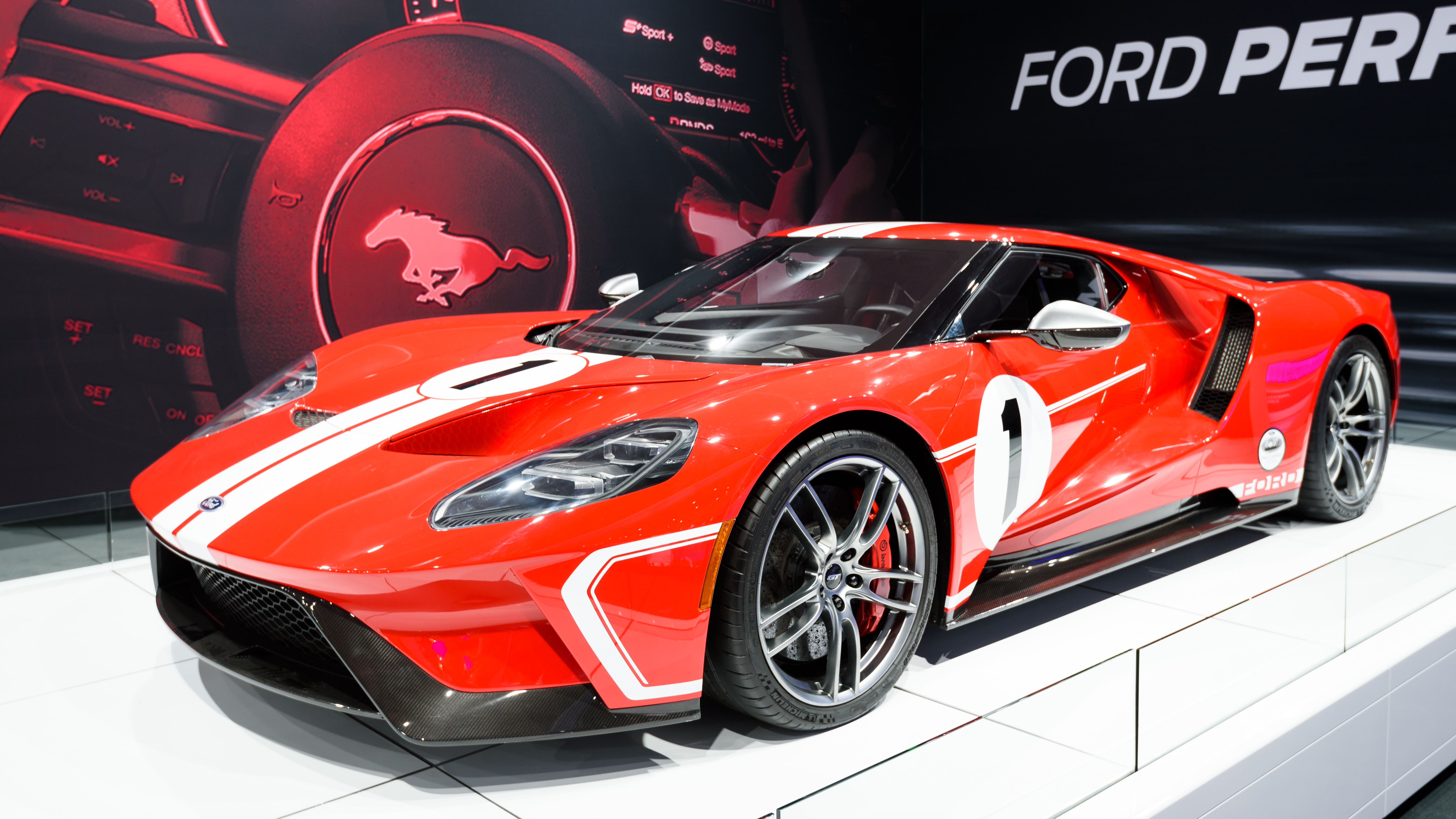 2018 ford gt photo