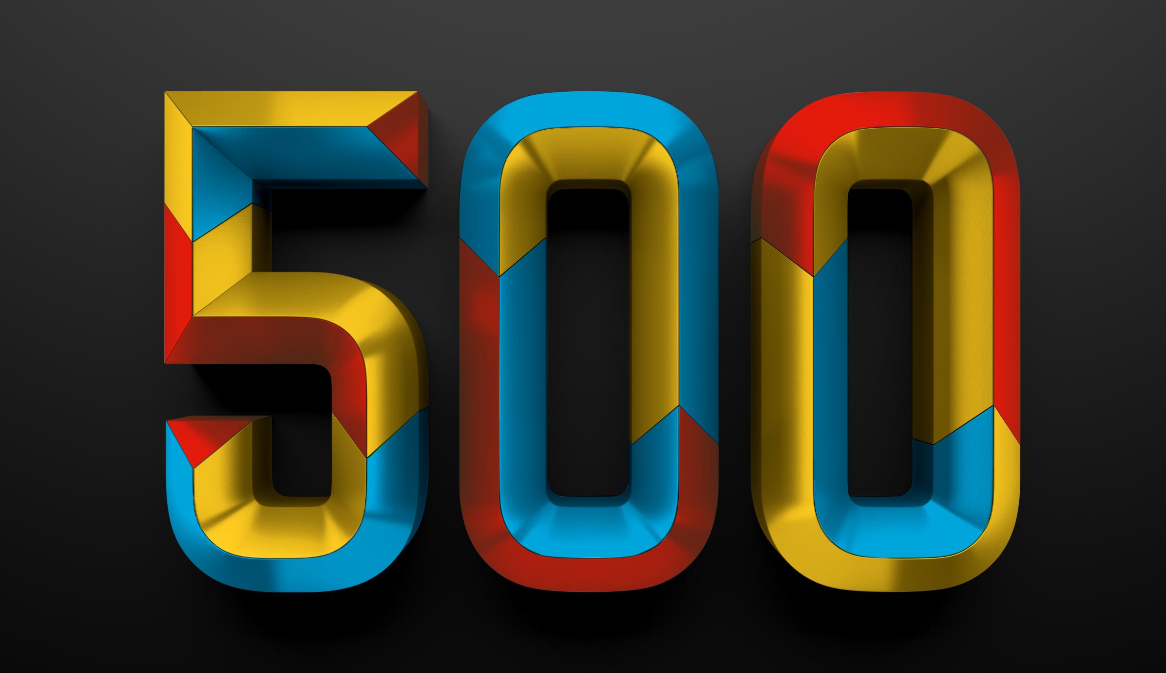 500 photo