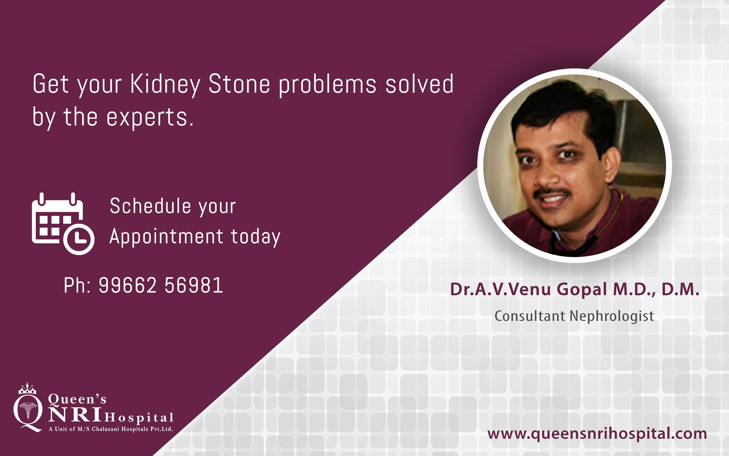 Get you Kidney Stone problems solved by the experts. Schedule your ...