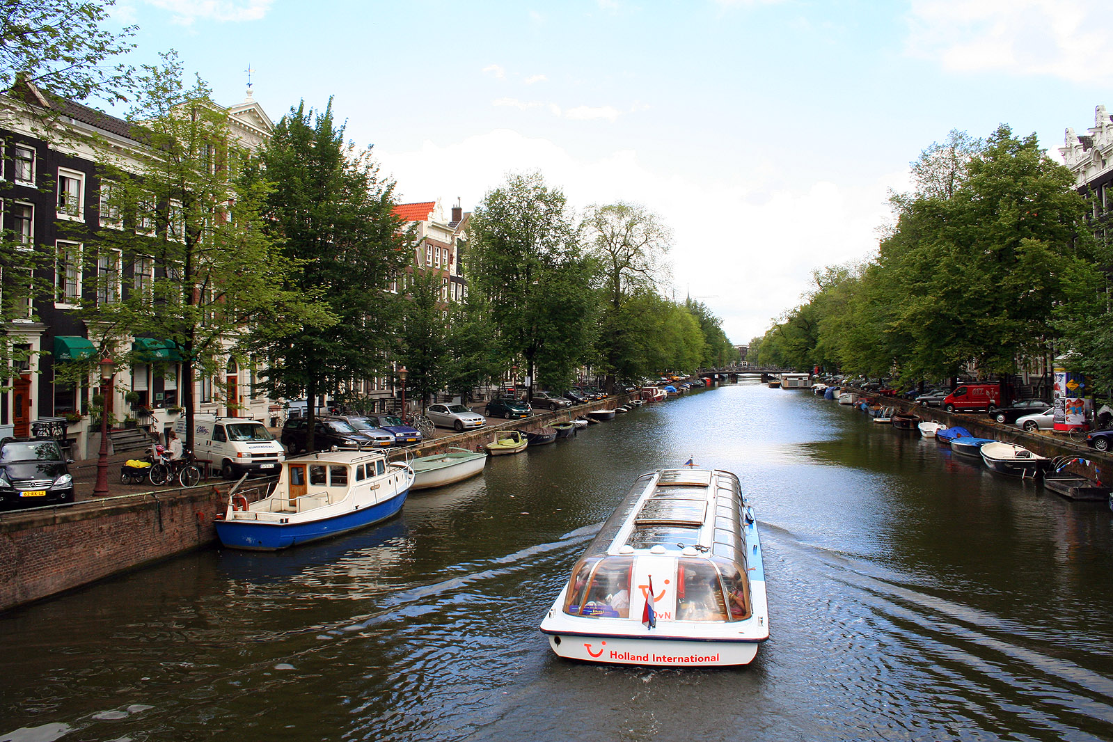 56981, Amsterdam, Boat, Canal, Enjoy, HQ Photo