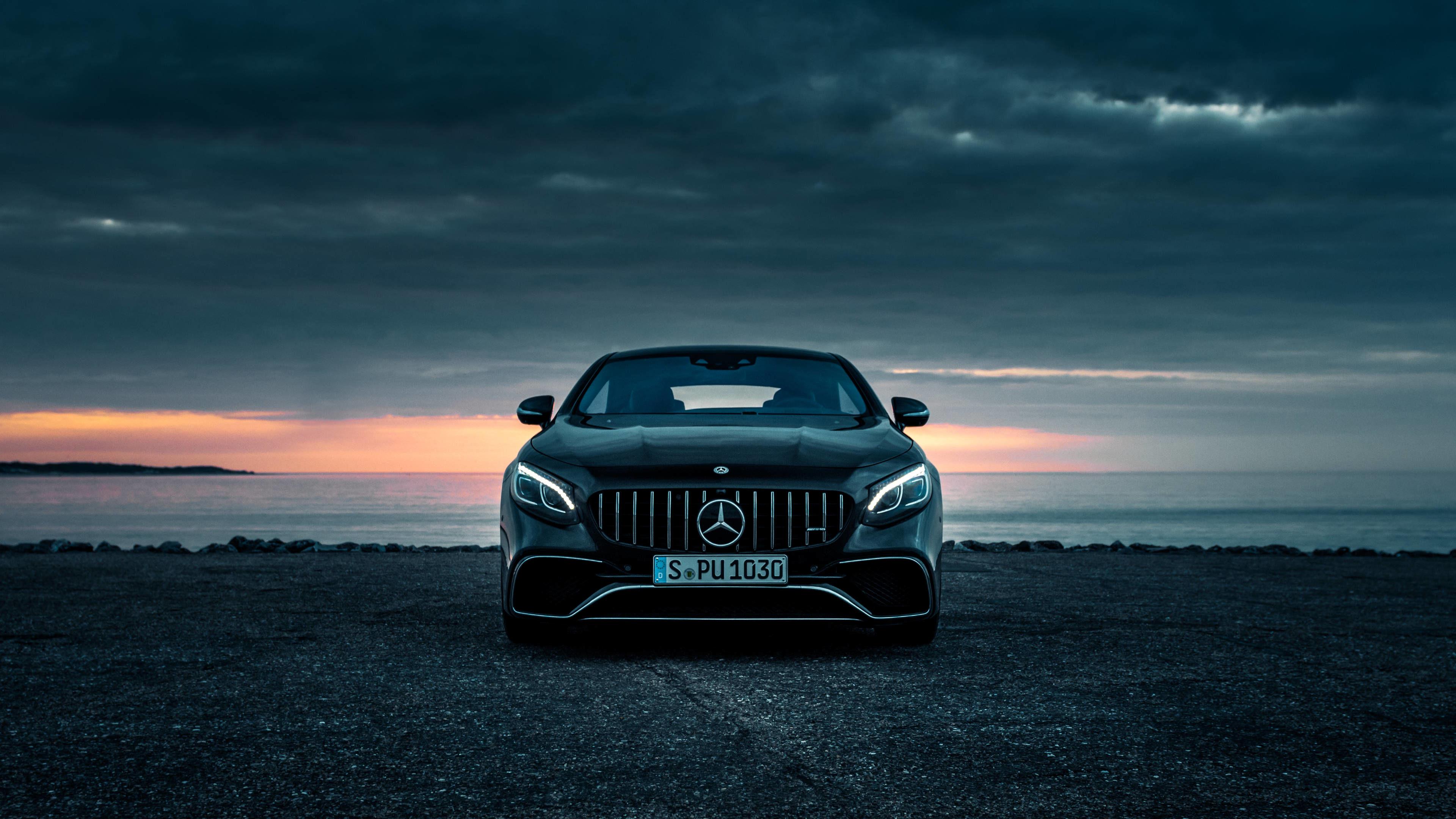 Mercedes-AMG S 65 Coupé Wallpaper | #MBsocialcar
