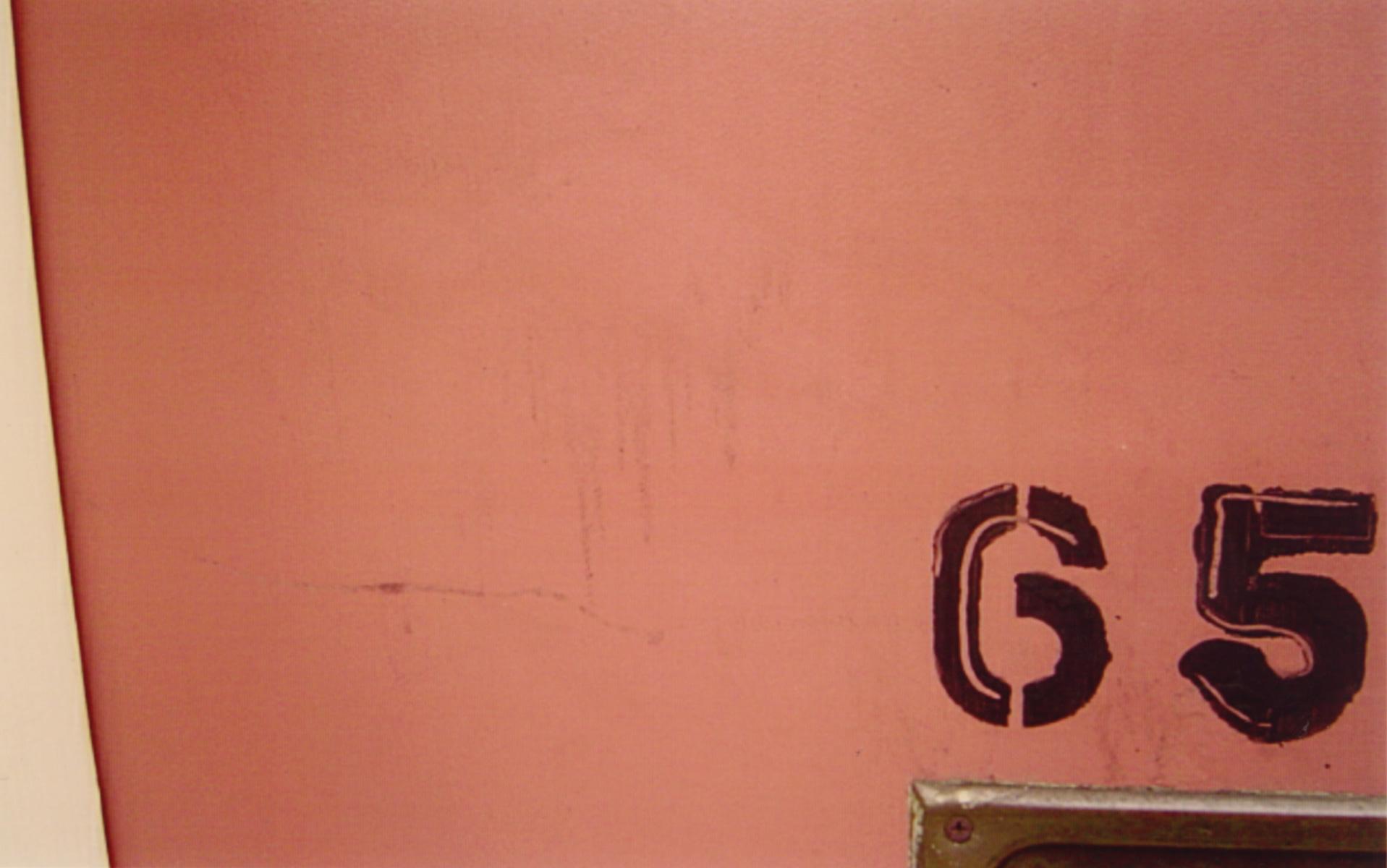 65, Bspo06, Door, Numbers, Paint, HQ Photo