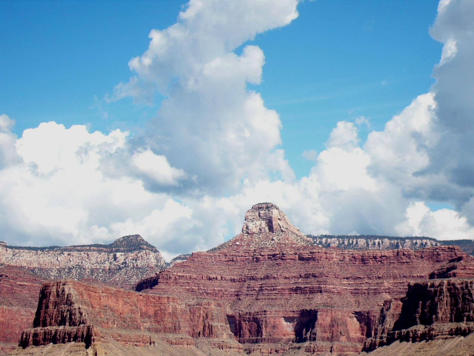 A grand canyon view photo