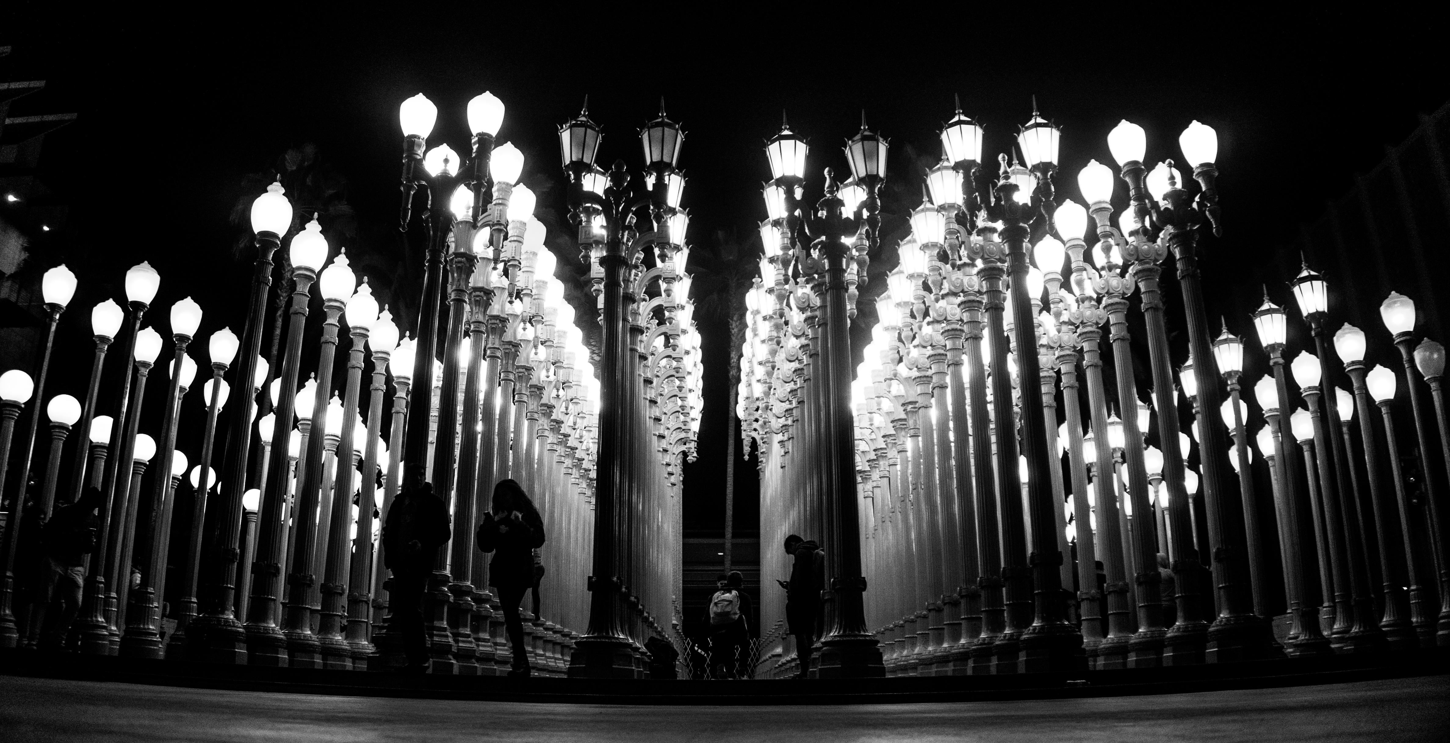 A night @ lacma photo