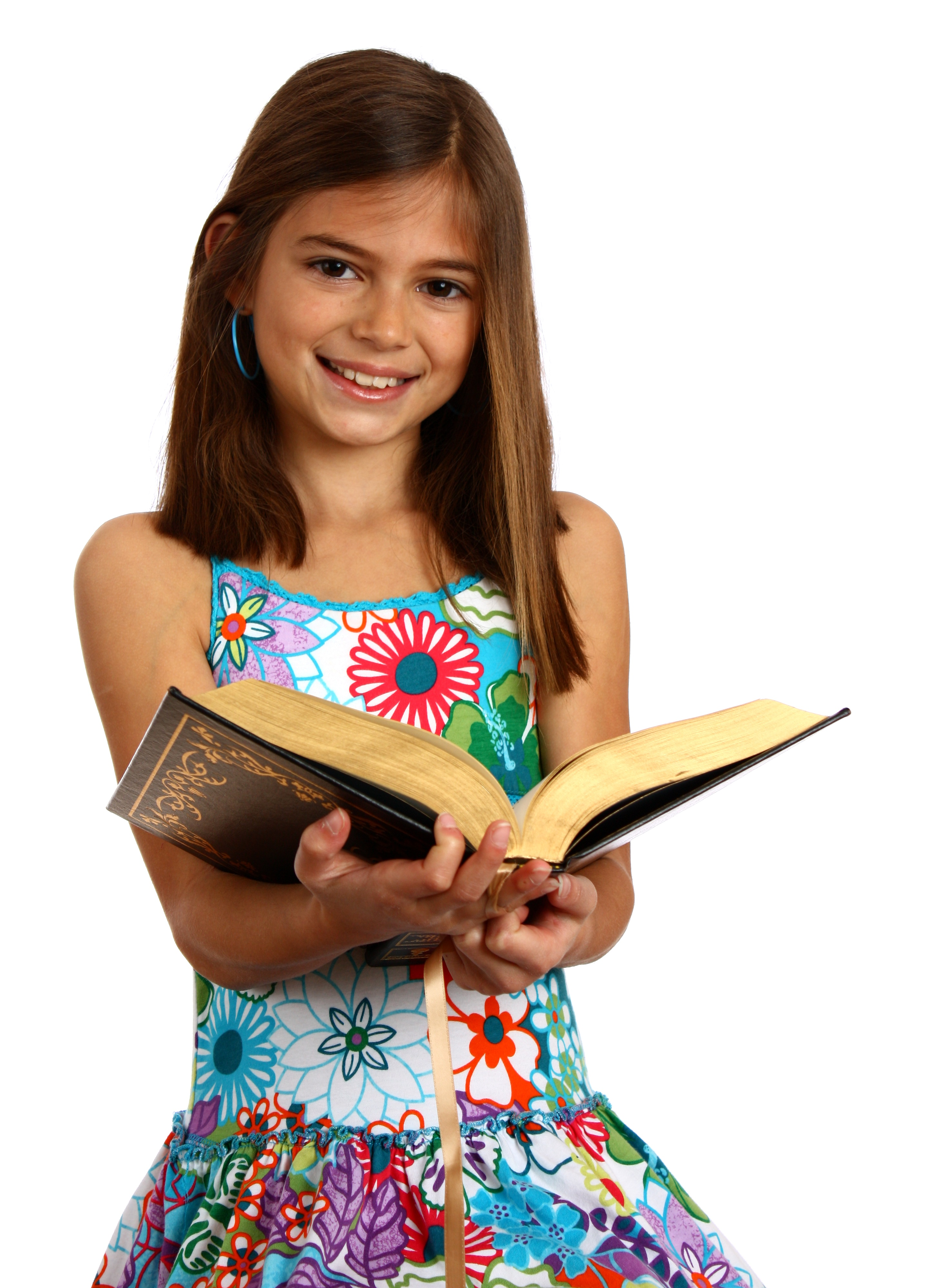 Free Photo A Pretty Young Girl Reading A Book Beautiful Learning School Free Download Jooinn
