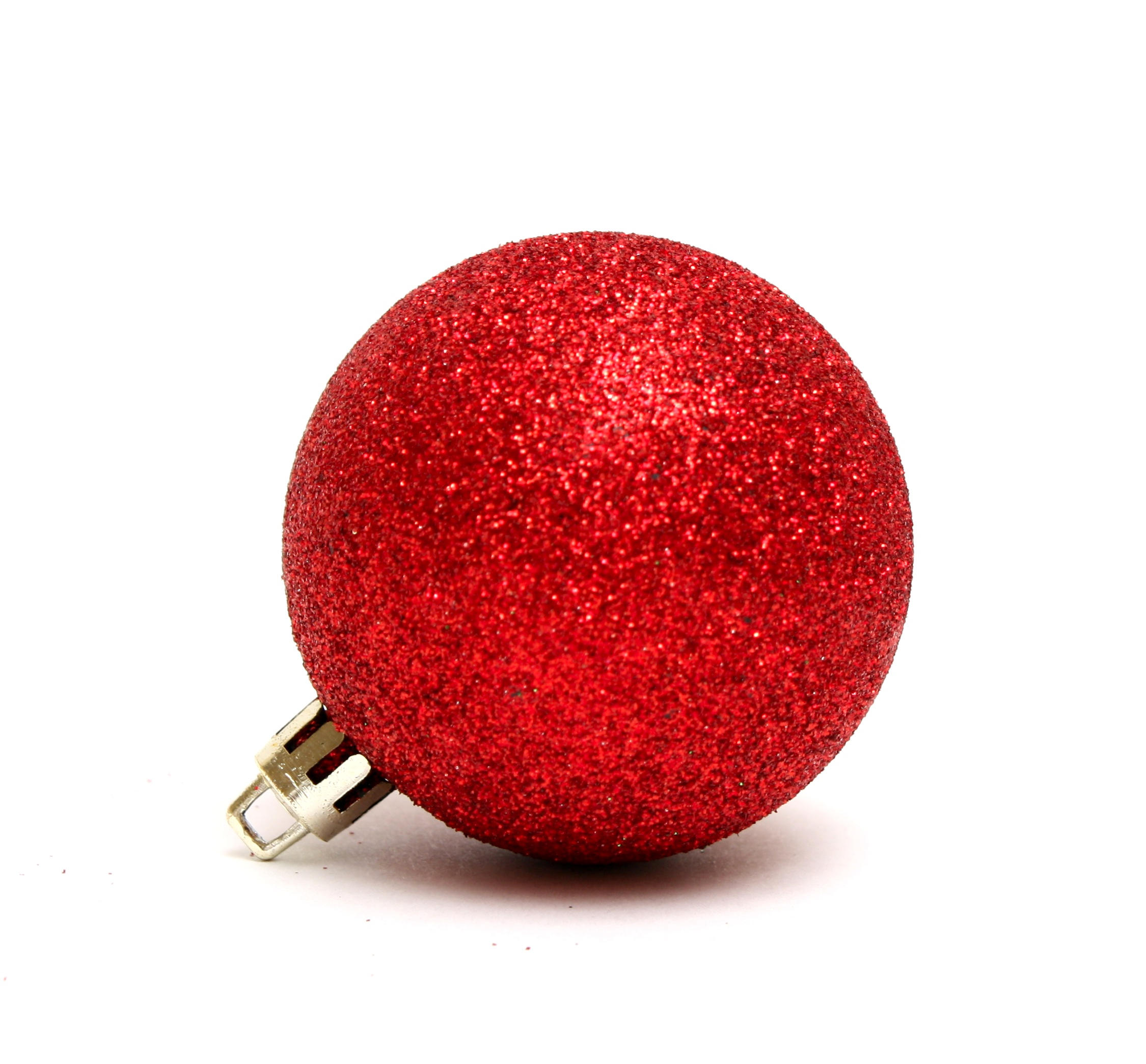 Red Christmas Ornaments.Free Photo A Red Christmas Ornament Objects Ornaments
