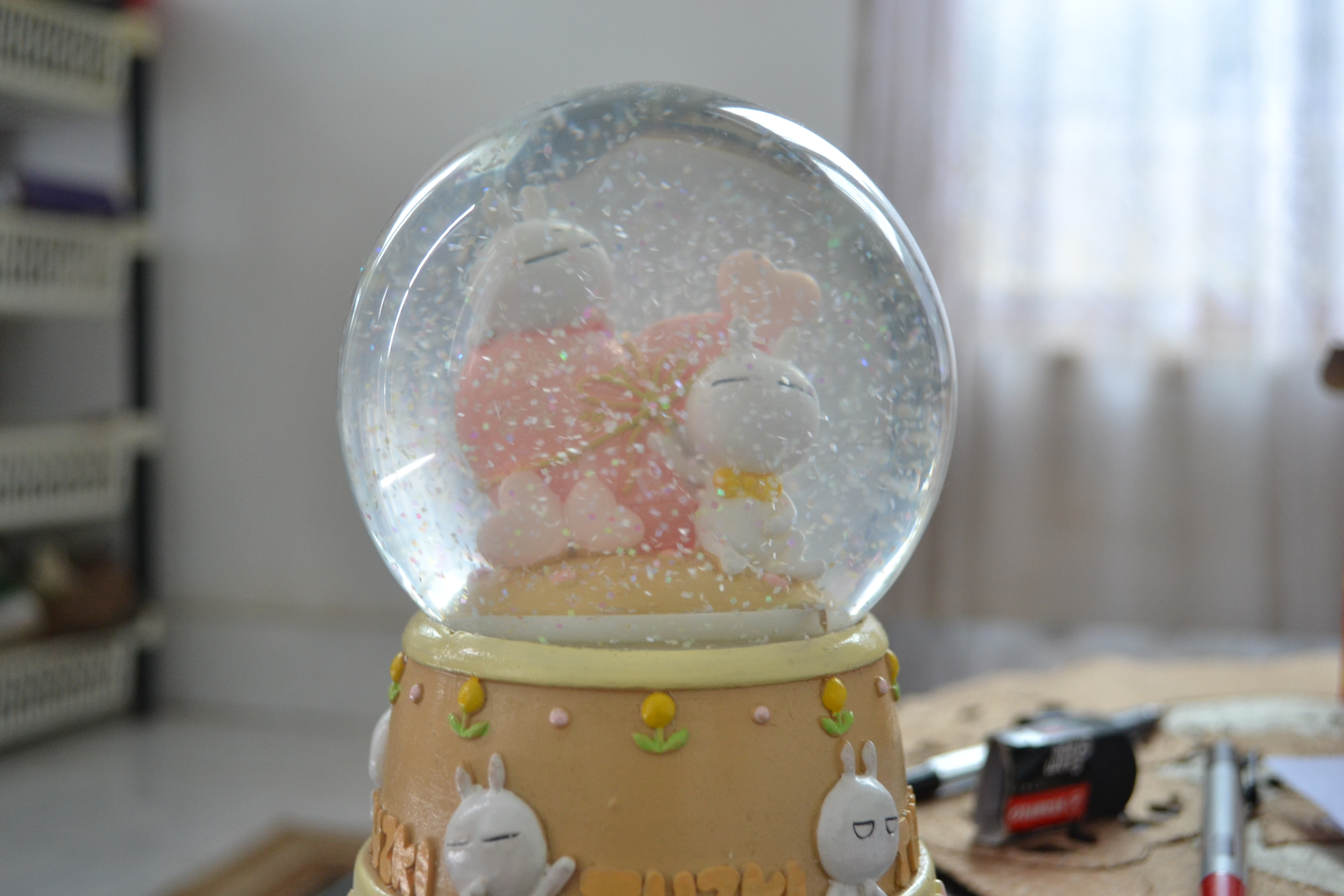 A Snow Globe, Ball, Glass, Globe, Miniature, HQ Photo