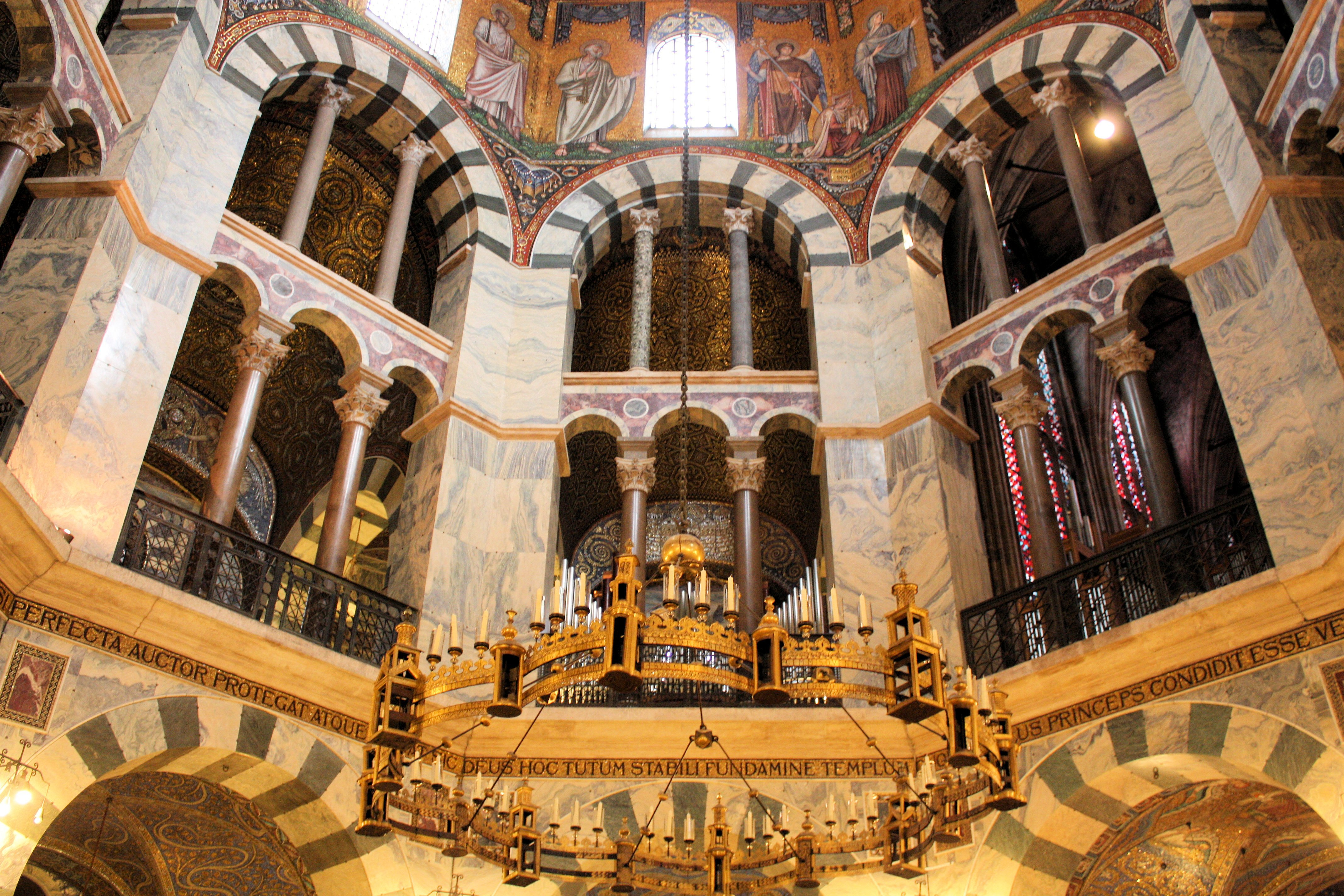 Charlemagne's Bones and Aachen Cathedral - Jaunting Jen