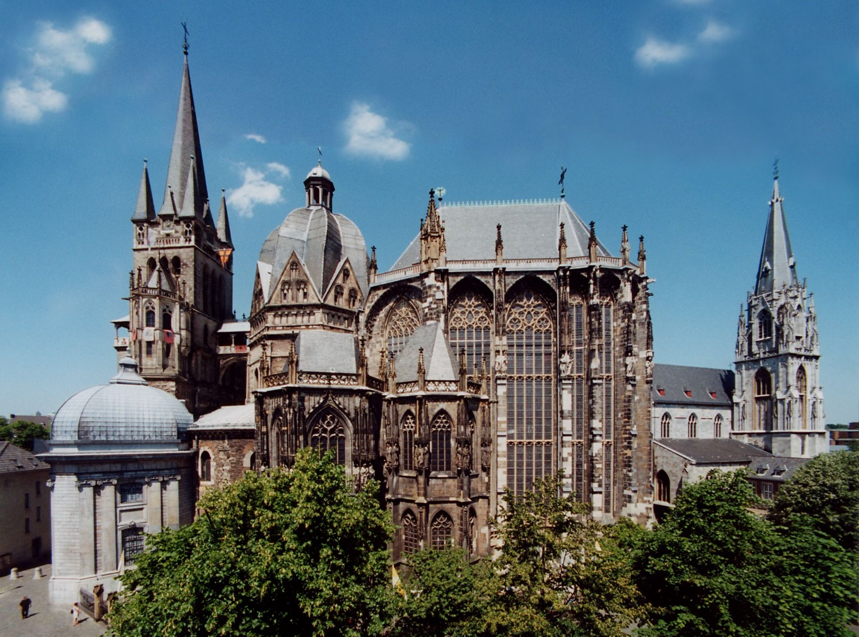 Beautiful Churches – The Aachen Cathedral, Aachen, Germany | Aachen ...