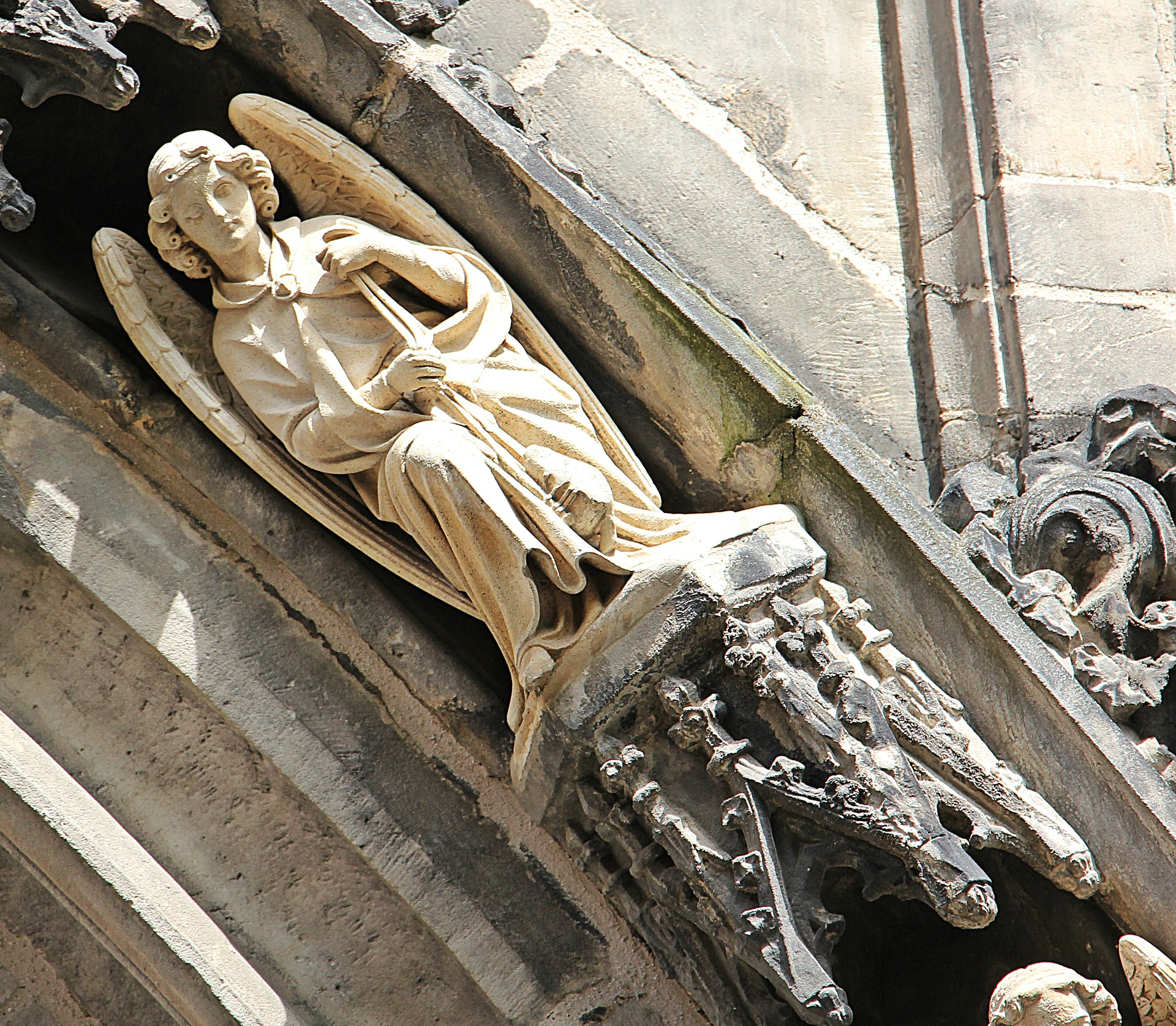 Aachen Cathedral, Aachen, Cathedral, Chruch, Fig, HQ Photo