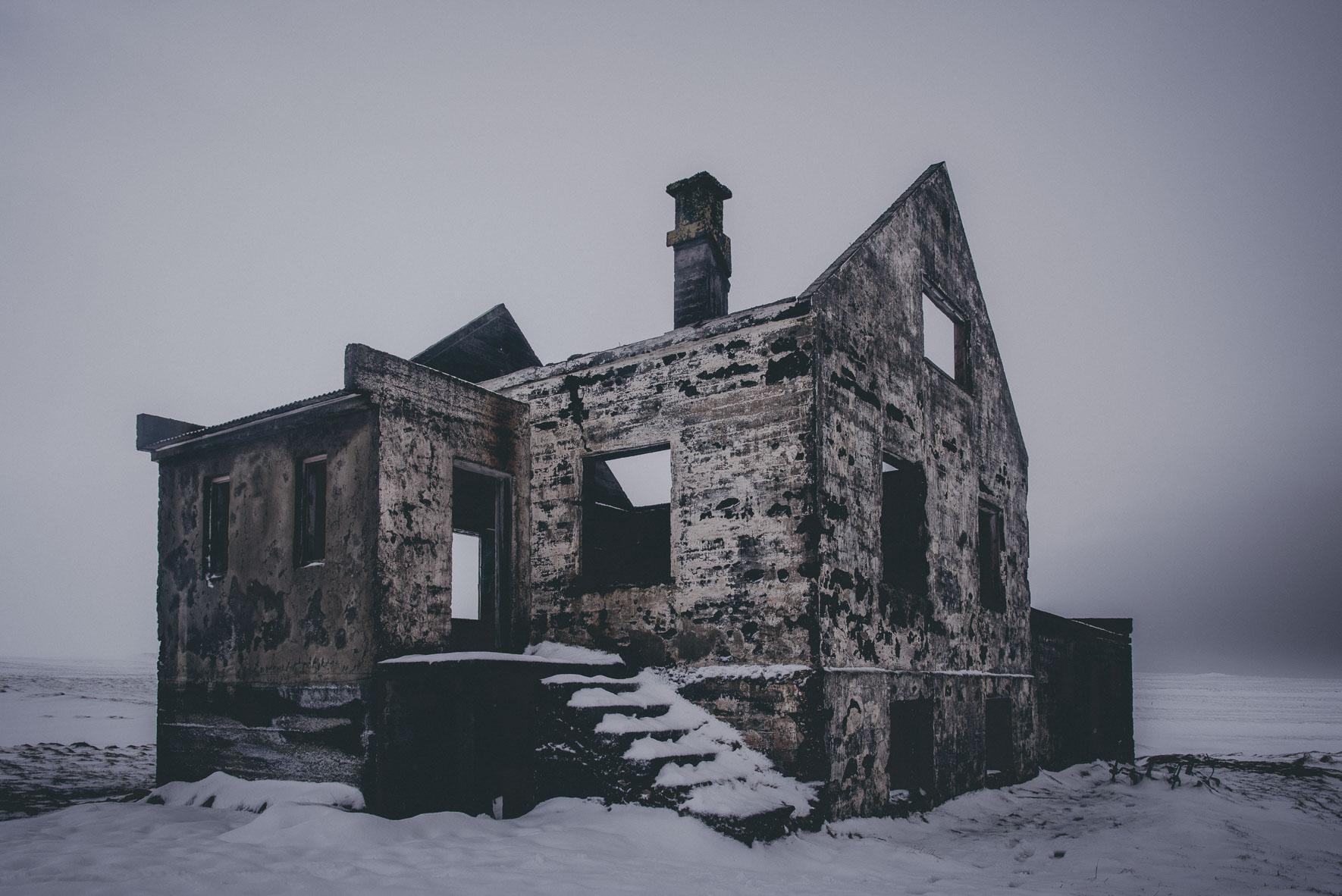 Abandoned Places - Iceland | Landscape Photography by Jan Erik Waider