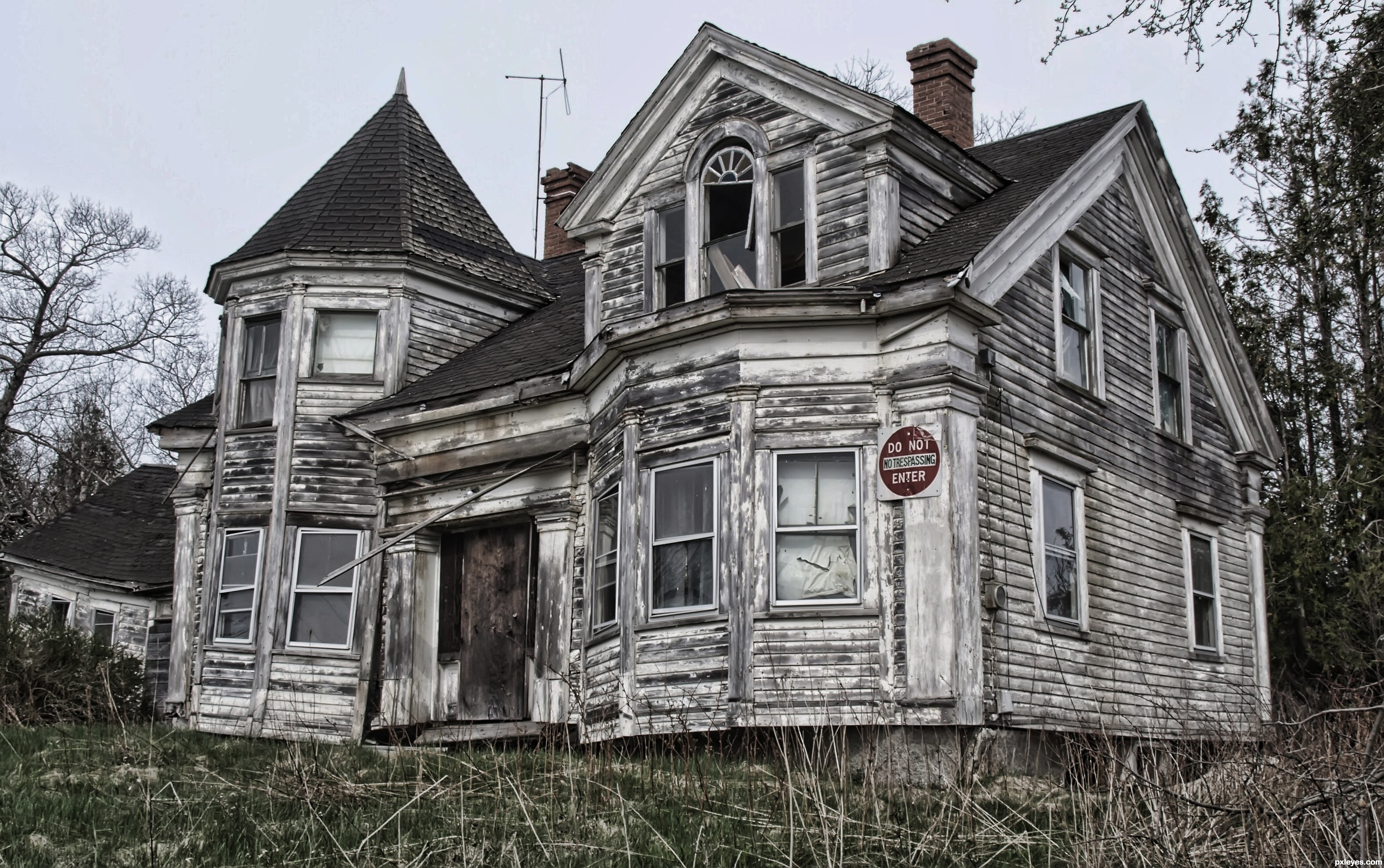 Abandoned Buildings Photography Contest (14726), Pictures Page 1 ...