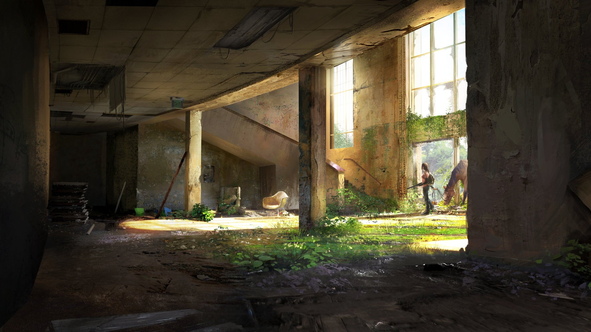 Abandoned building during daytime HD wallpaper | Wallpaper Flare
