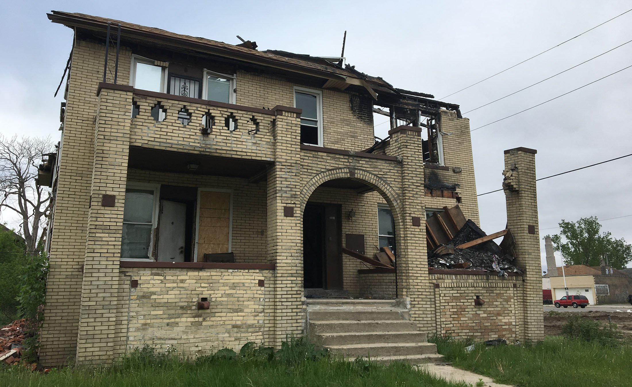 Duggan: Detroit to board up every abandoned house in 2 years ...